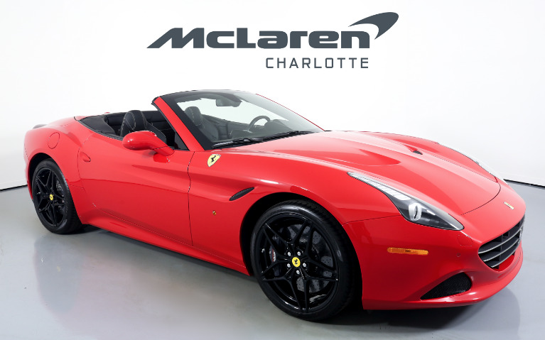 2017 Ferrari California T