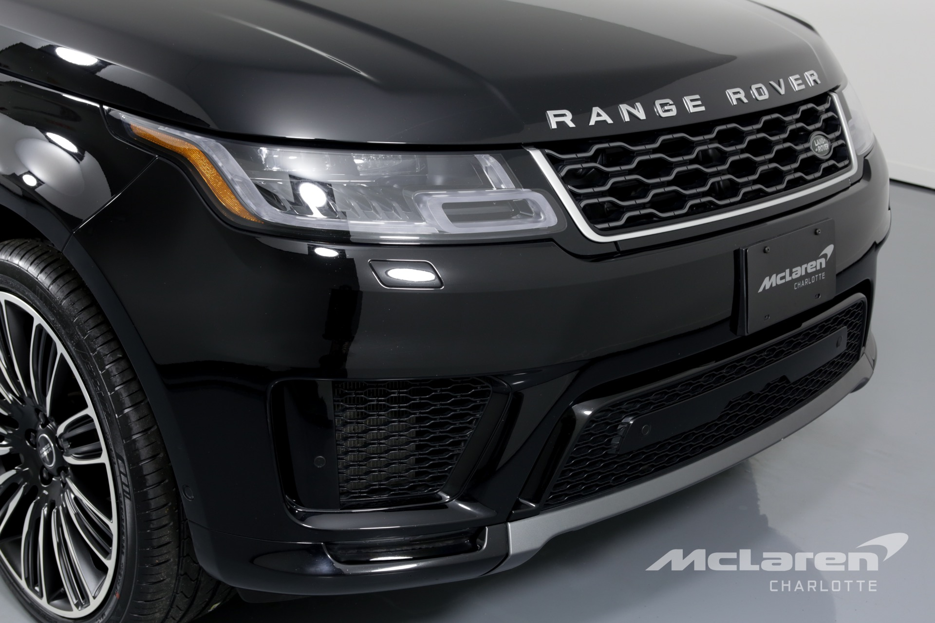Used 2018 Land Rover Range Rover Sport HSE | Charlotte, NC