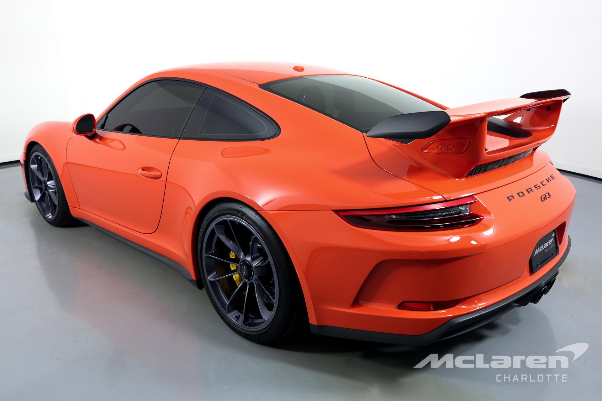 Used 2018 Porsche 911 GT3 | Charlotte, NC