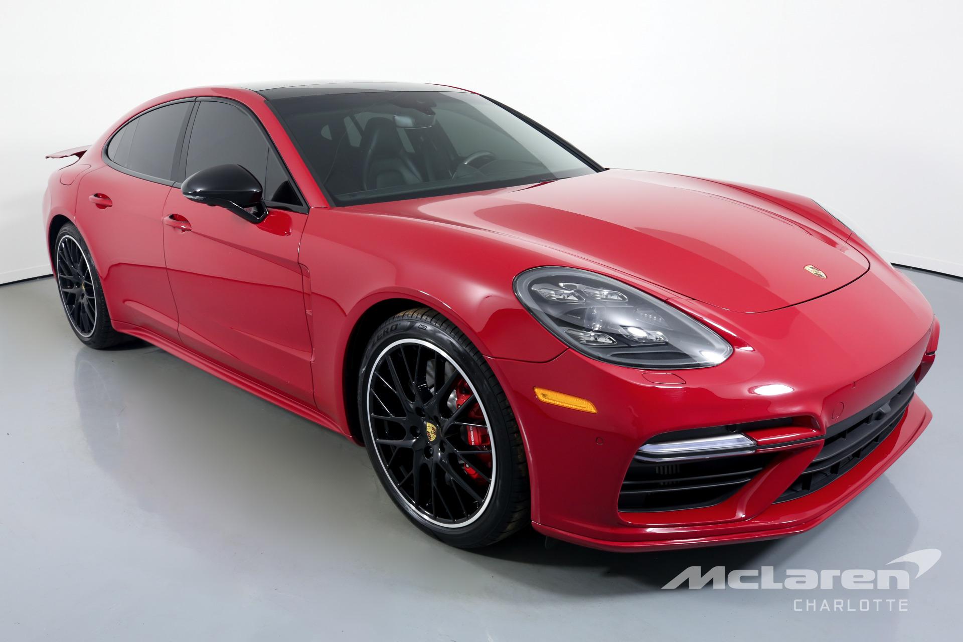 Used 2017 Porsche Panamera Turbo | Charlotte, NC