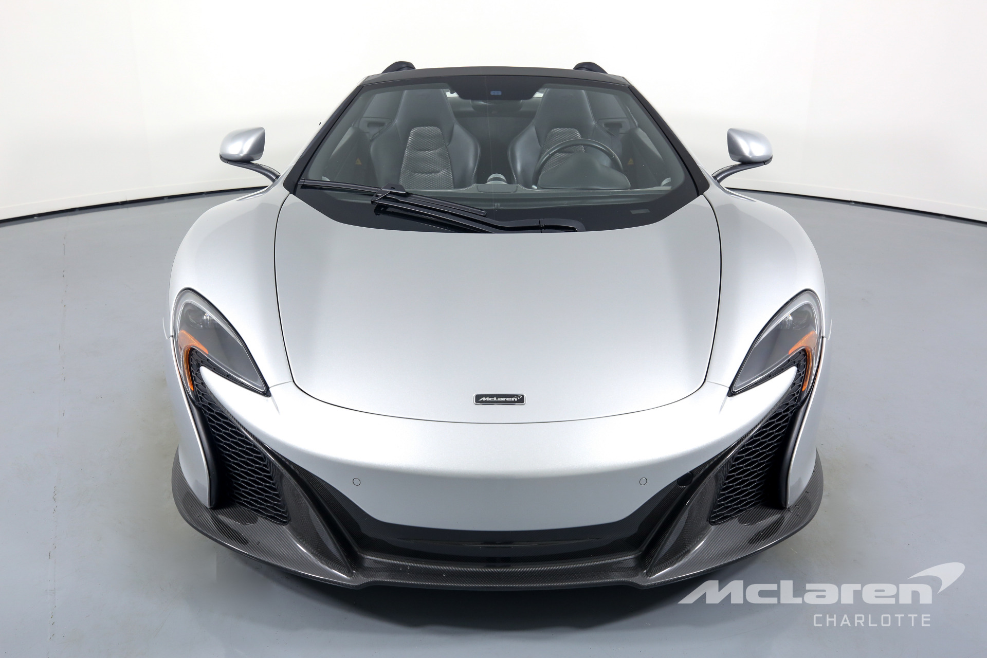 Used 2015 McLaren 650S Spider Base | Charlotte, NC