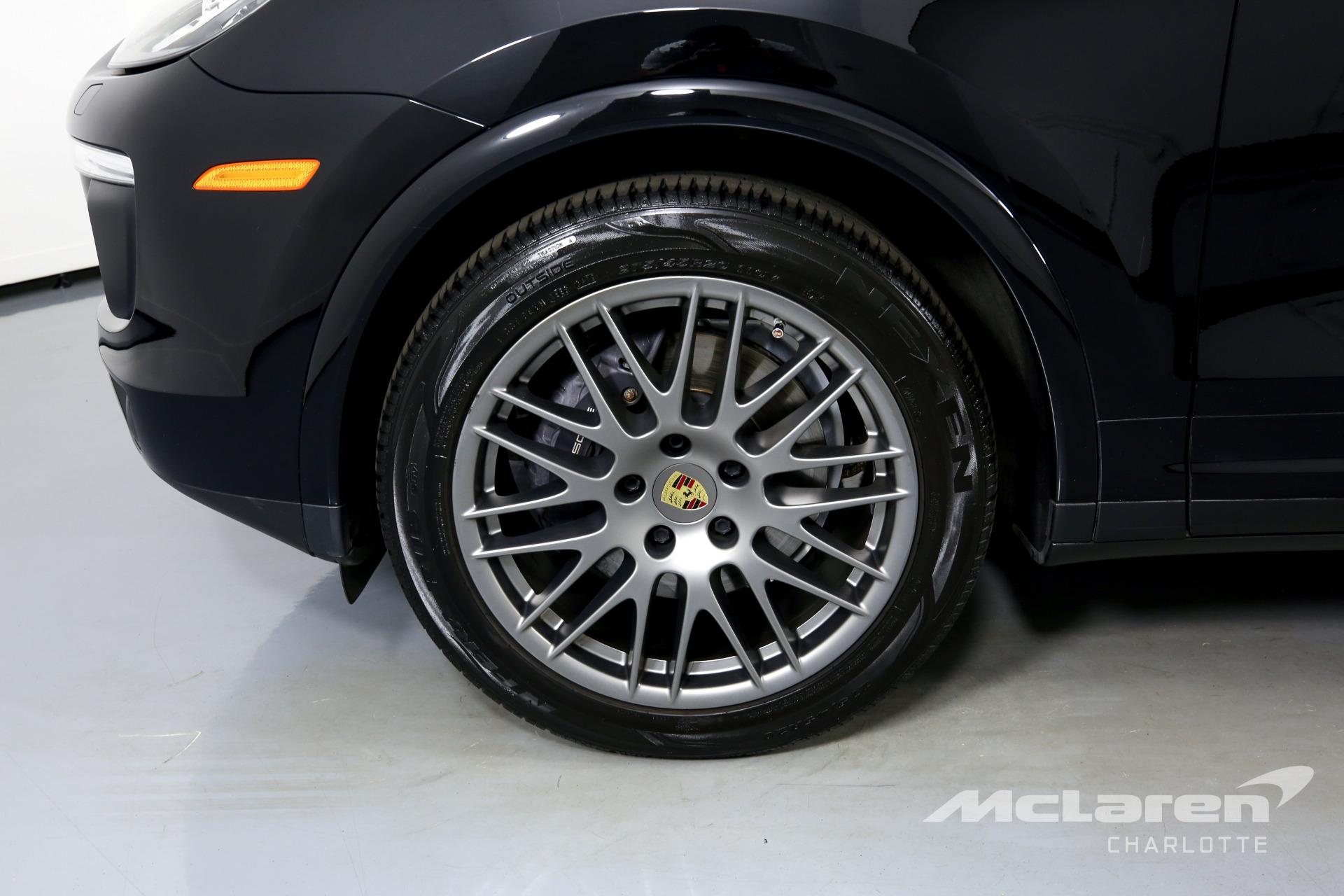 Used 2017 Porsche Cayenne Base   Charlotte, NC