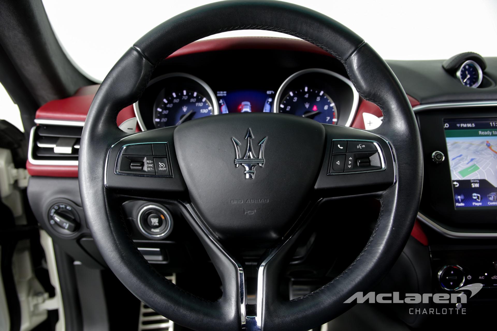 Used 2015 Maserati Ghibli S Q4 | Charlotte, NC