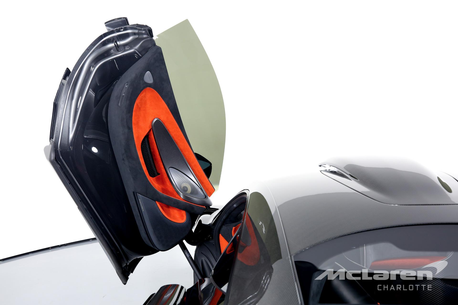 Used 2019 McLaren 600LT Base | Charlotte, NC