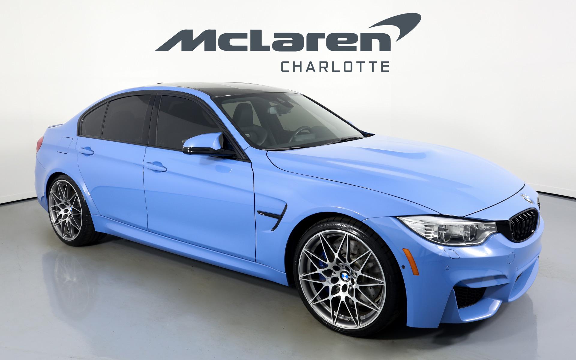 Used 2017 BMW M3 Base   Charlotte, NC