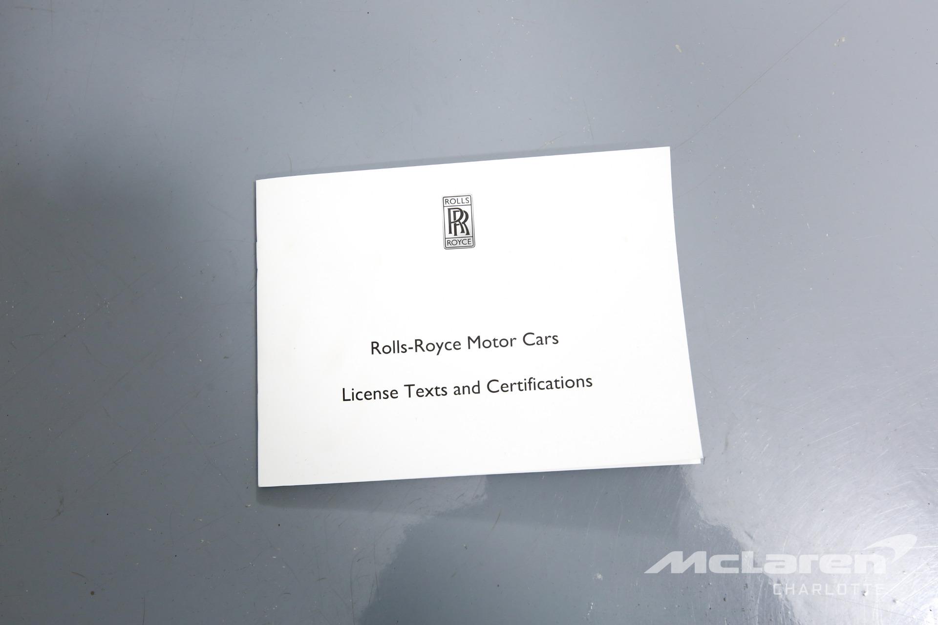 Used 2017 Rolls-Royce Dawn Base | Charlotte, NC