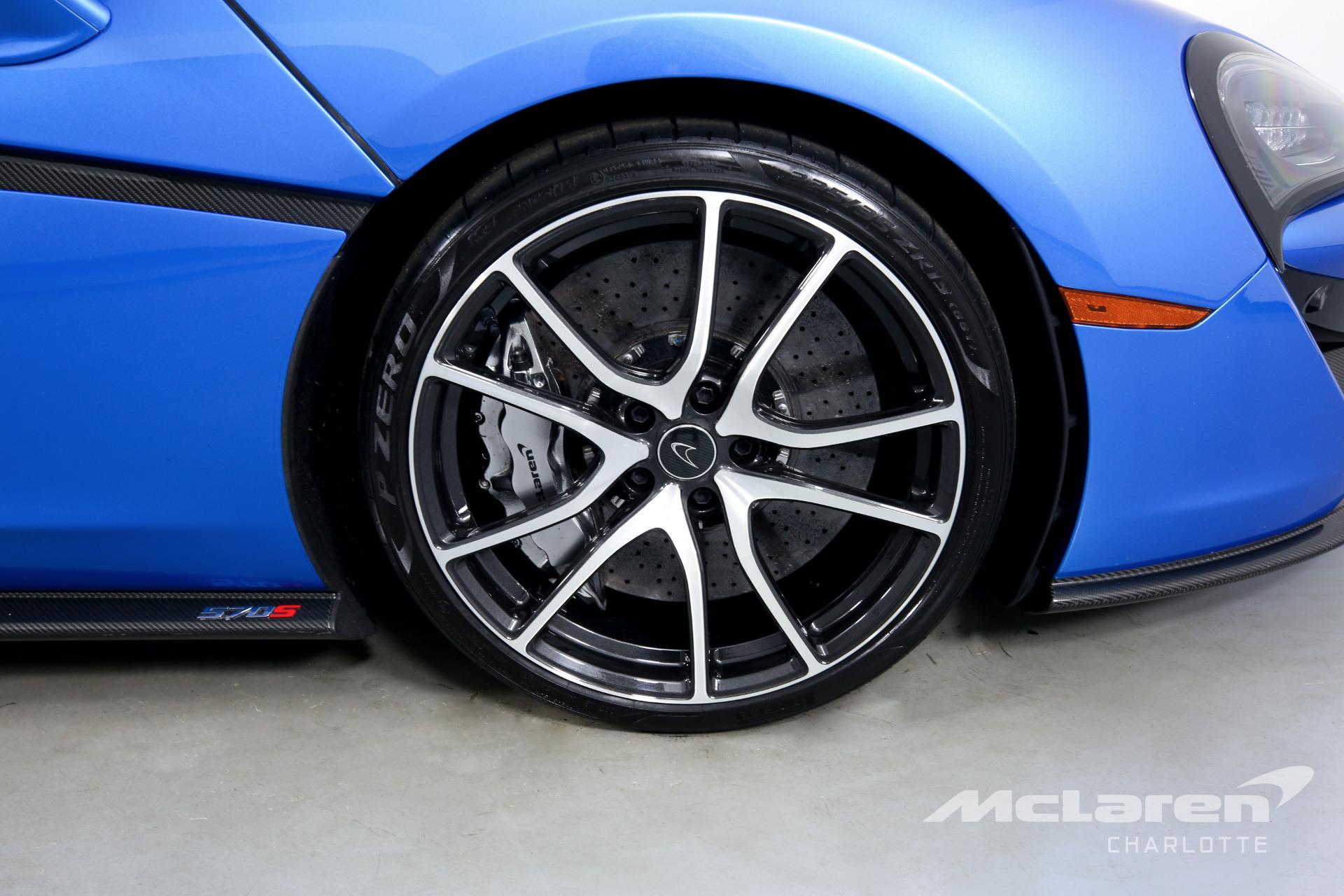 Used 2016 McLaren 570S Base   Charlotte, NC