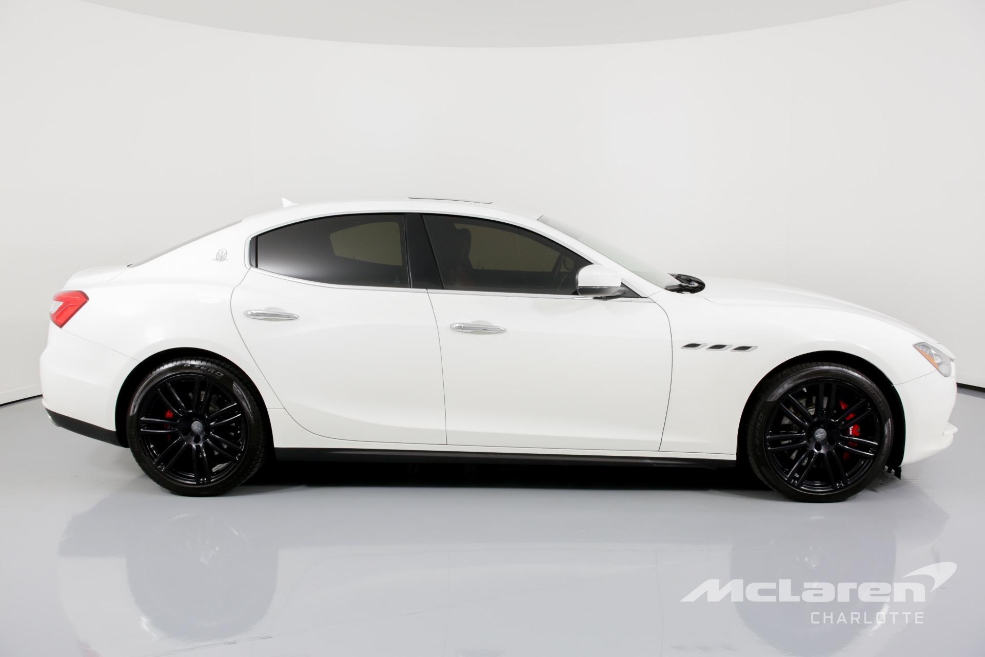 Used 2017 Maserati Ghibli S | Charlotte, NC