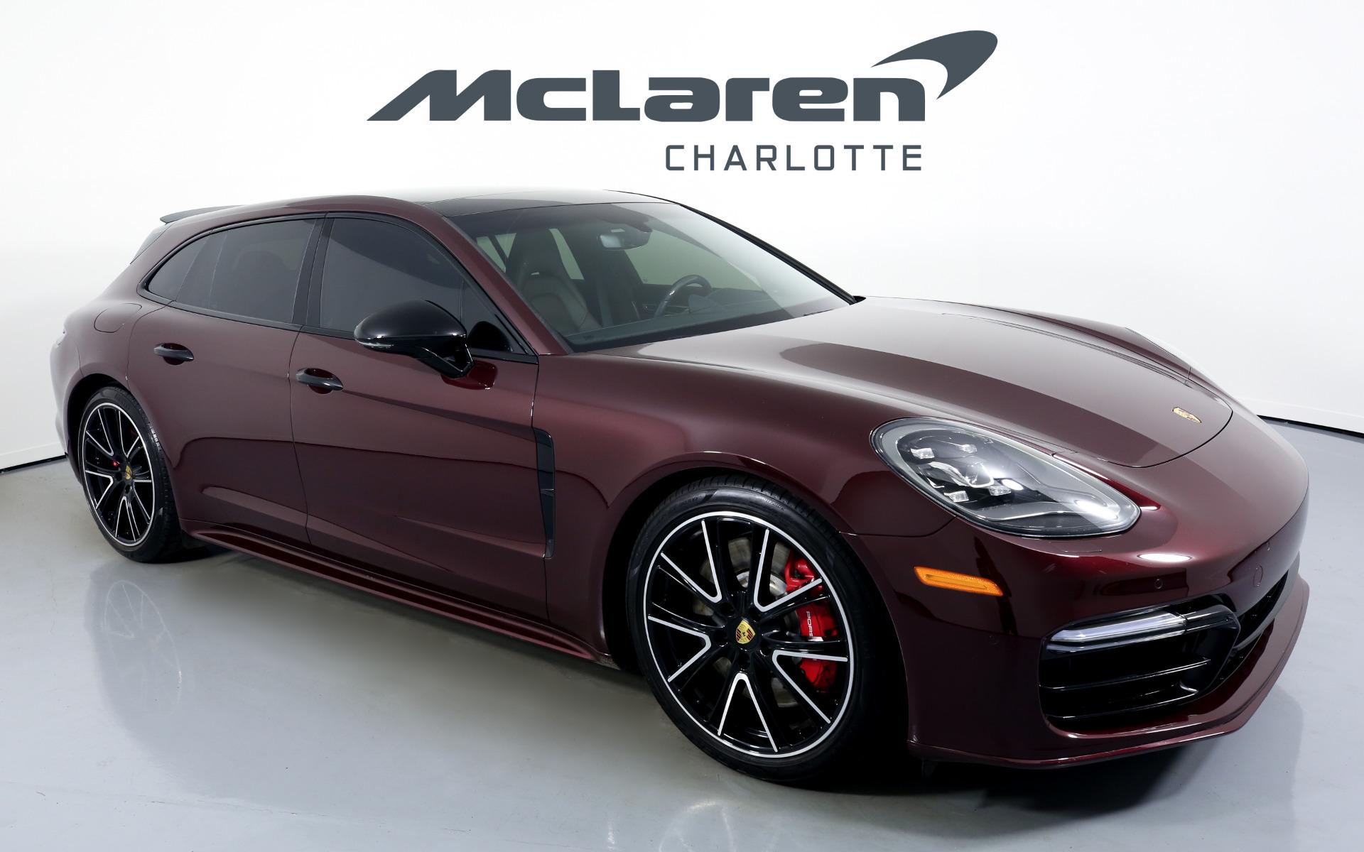 Used 2018 Porsche Panamera Turbo Sport Turismo | Charlotte, NC