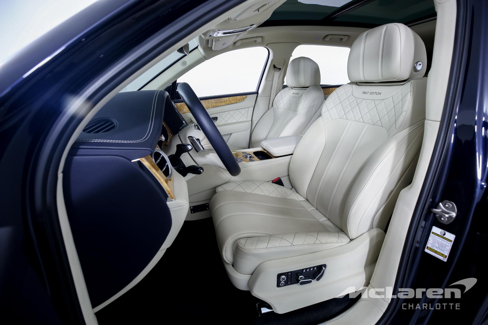 Used 2017 Bentley Bentayga W12 First Edition | Charlotte, NC