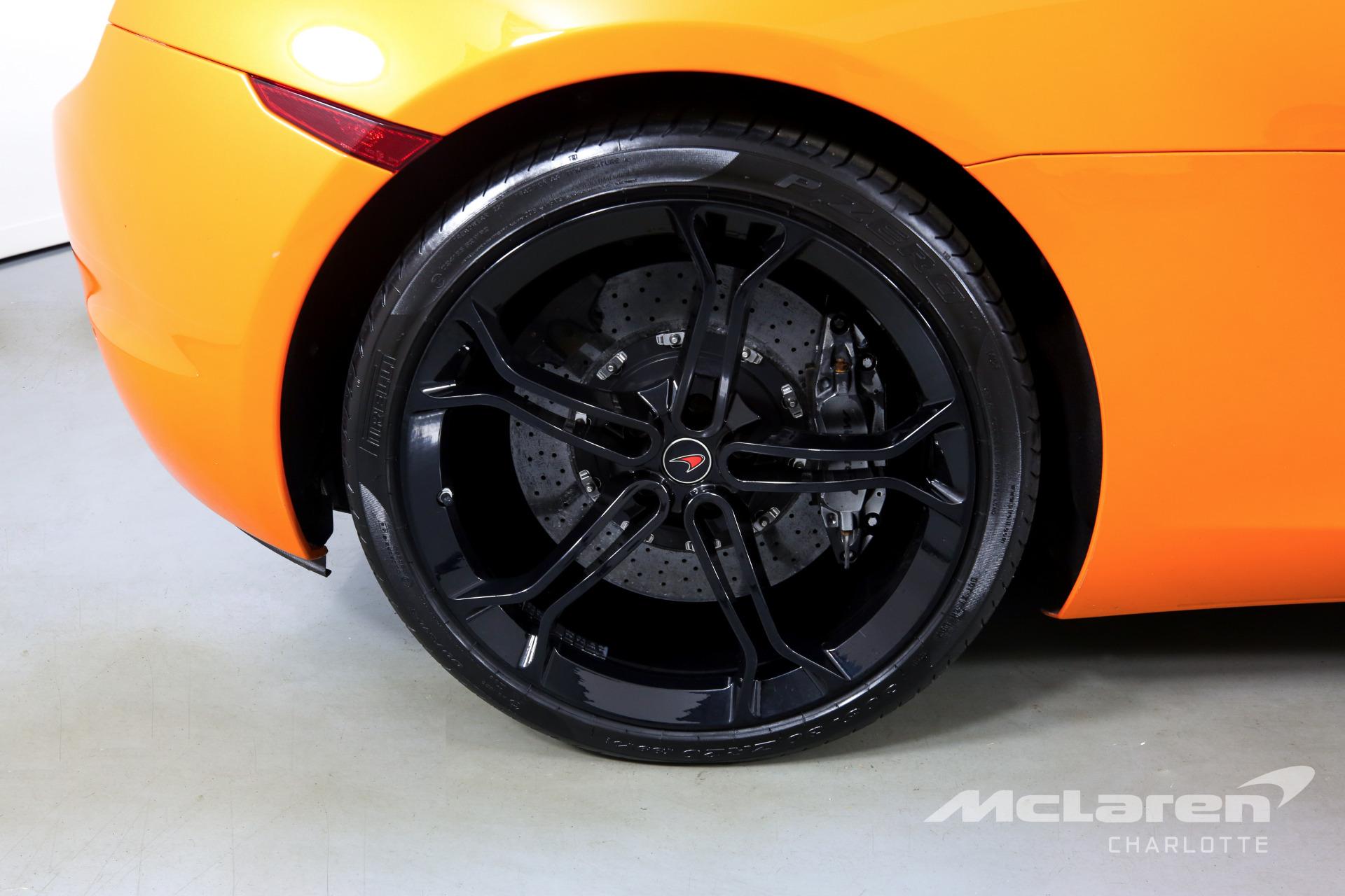 Used 2015 McLaren 650S Spider  | Charlotte, NC