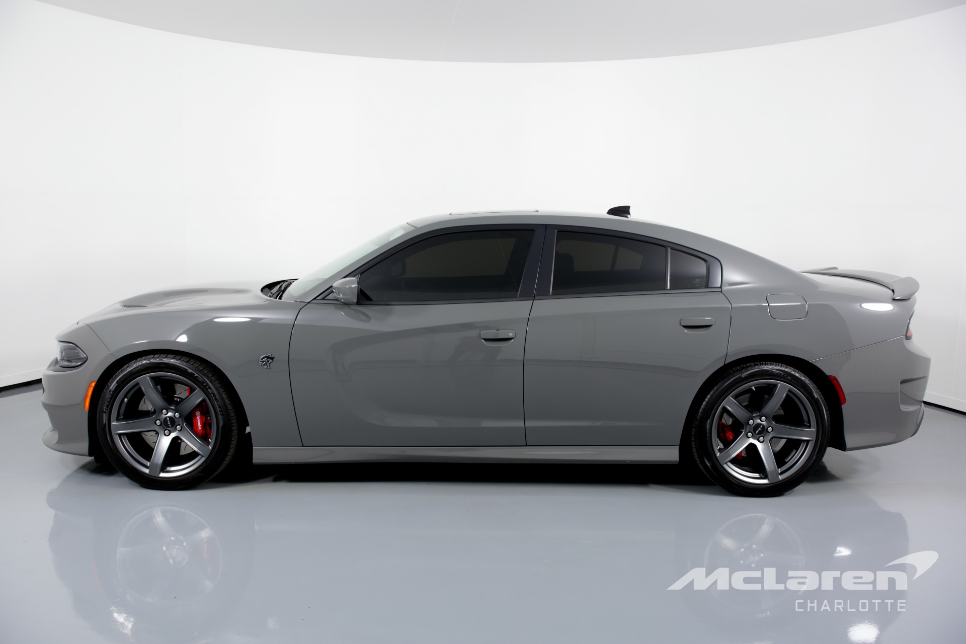 Used 2018 Dodge Charger SRT Hellcat For Sale ($63,996