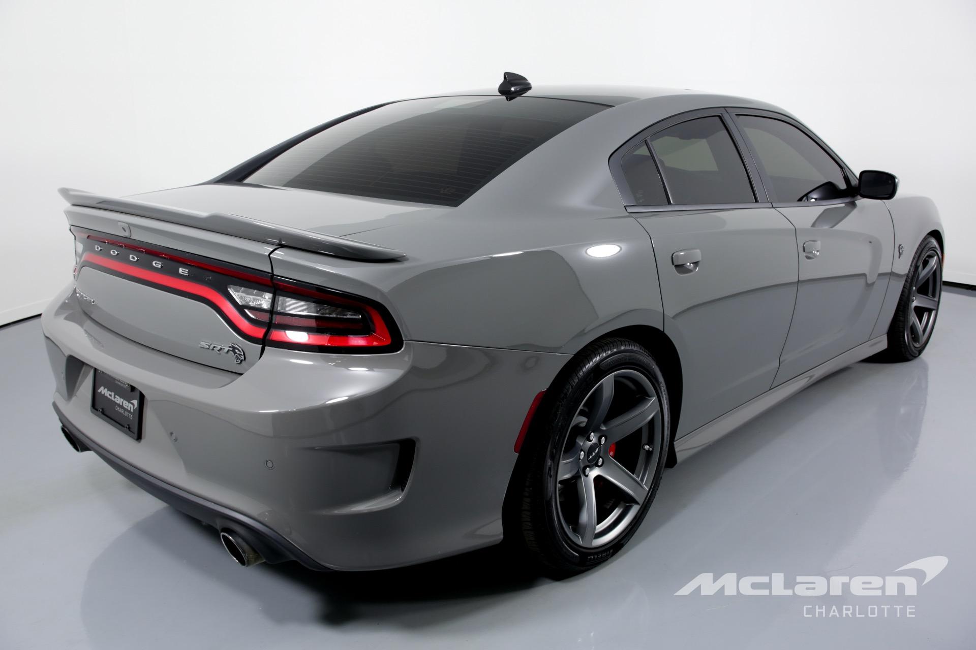 Dodge Charger Srt Hellcat >> Used 2018 Dodge Charger Srt Hellcat For Sale 63 996