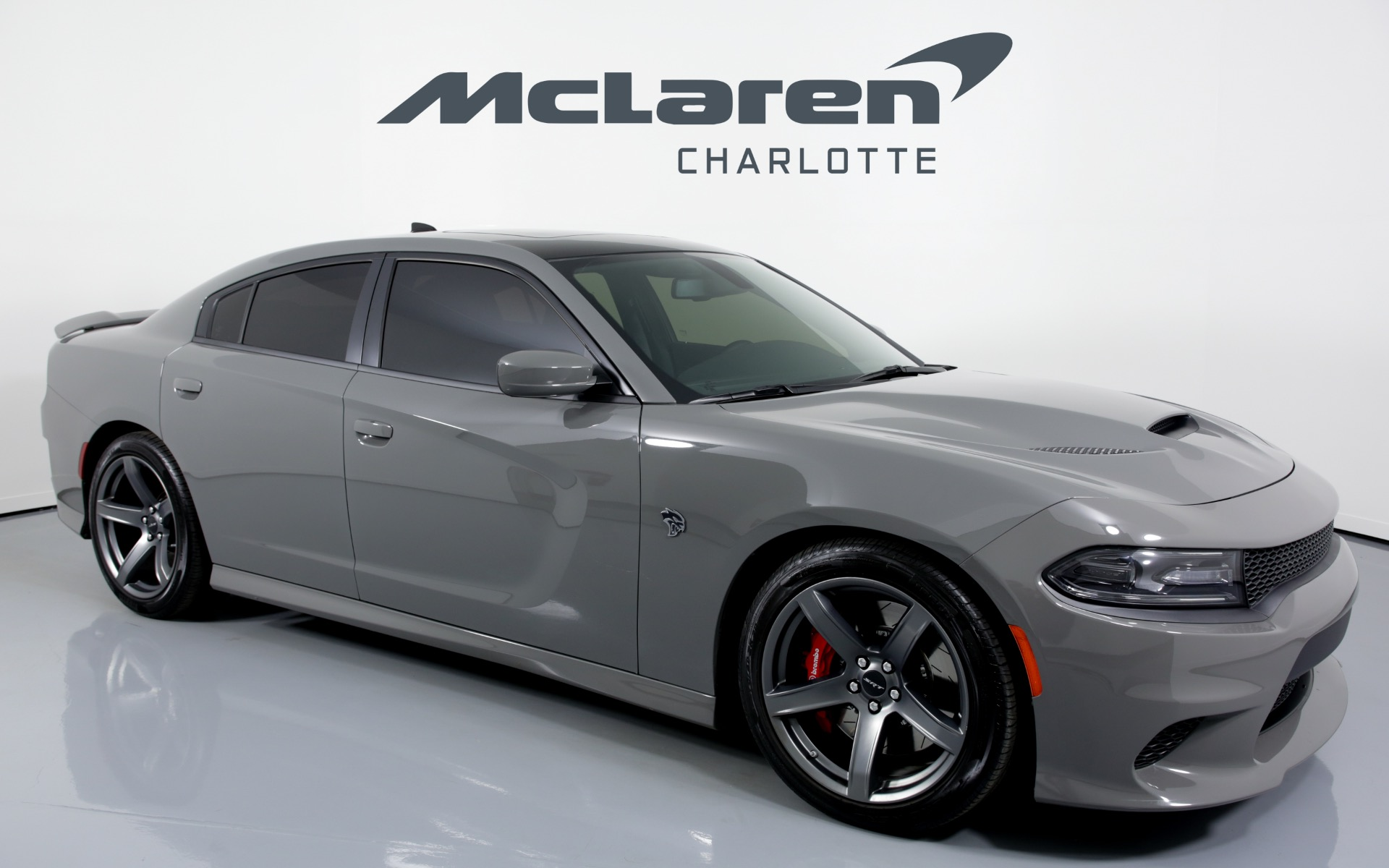 2018 Hellcat Charger >> Used 2018 Dodge Charger Srt Hellcat For Sale 63 996