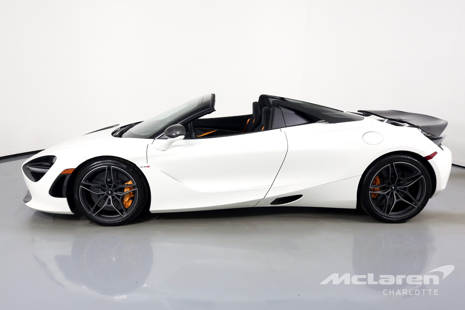 Used 2020 McLaren 720S Spider Performance | Charlotte, NC