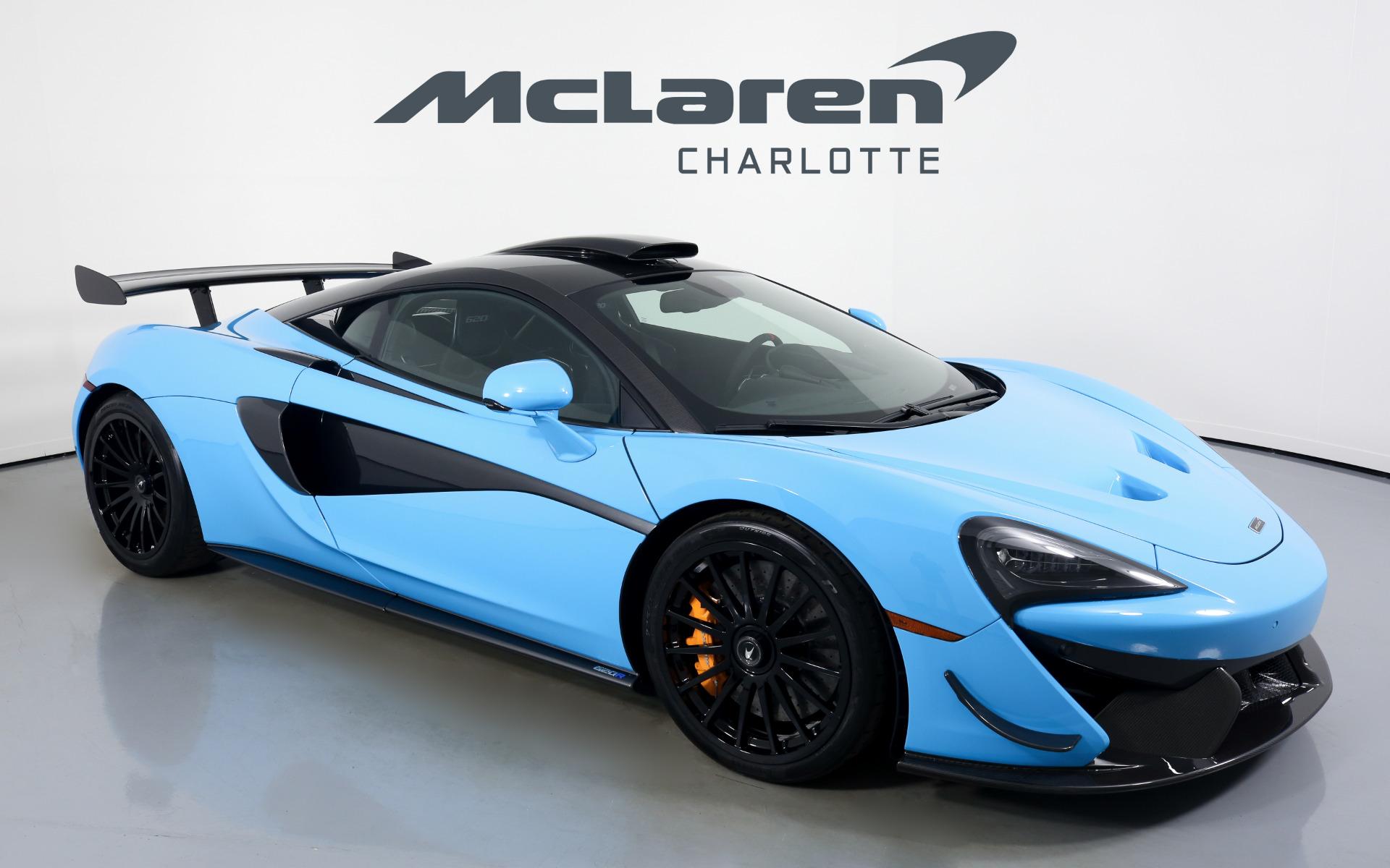 New 2020 MCLAREN 620R  | Charlotte, NC