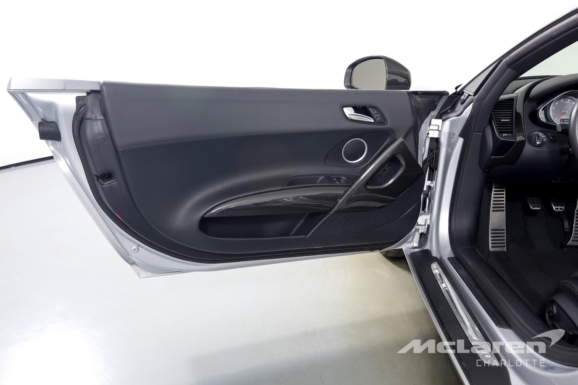 Used 2011 Audi R8 4.2 quattro Spyder   Charlotte, NC