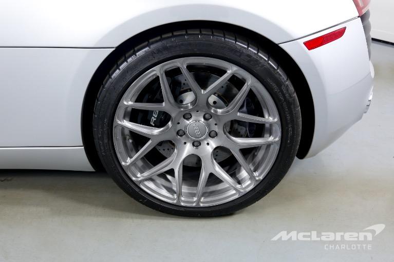 Used-2011-Audi-R8-42-quattro-Spyder