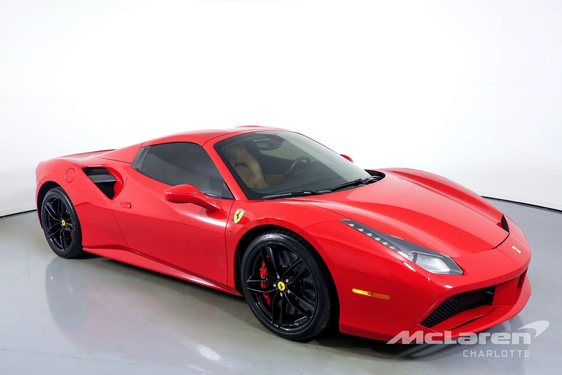 Used 2017 Ferrari 488 Spider    Charlotte, NC