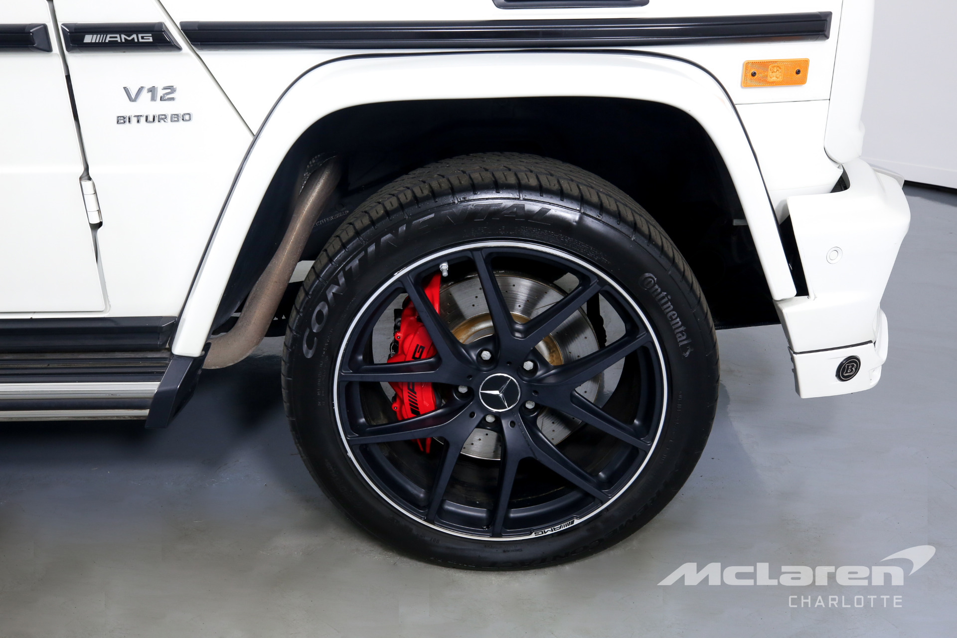 Used 2016 Mercedes-Benz G-Class AMG G 65 | Charlotte, NC