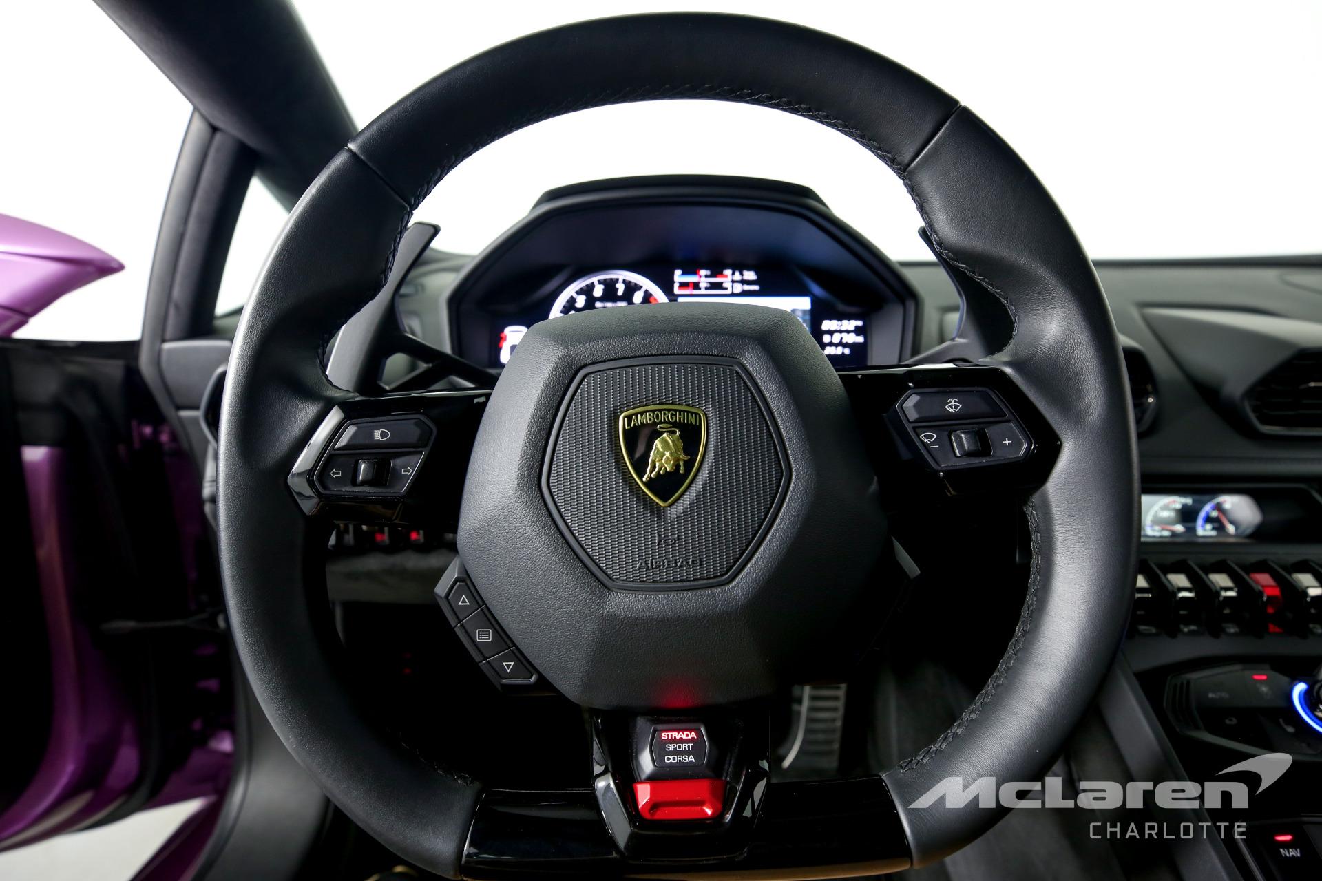 Used 2018 Lamborghini Huracan LP 580-2 | Charlotte, NC