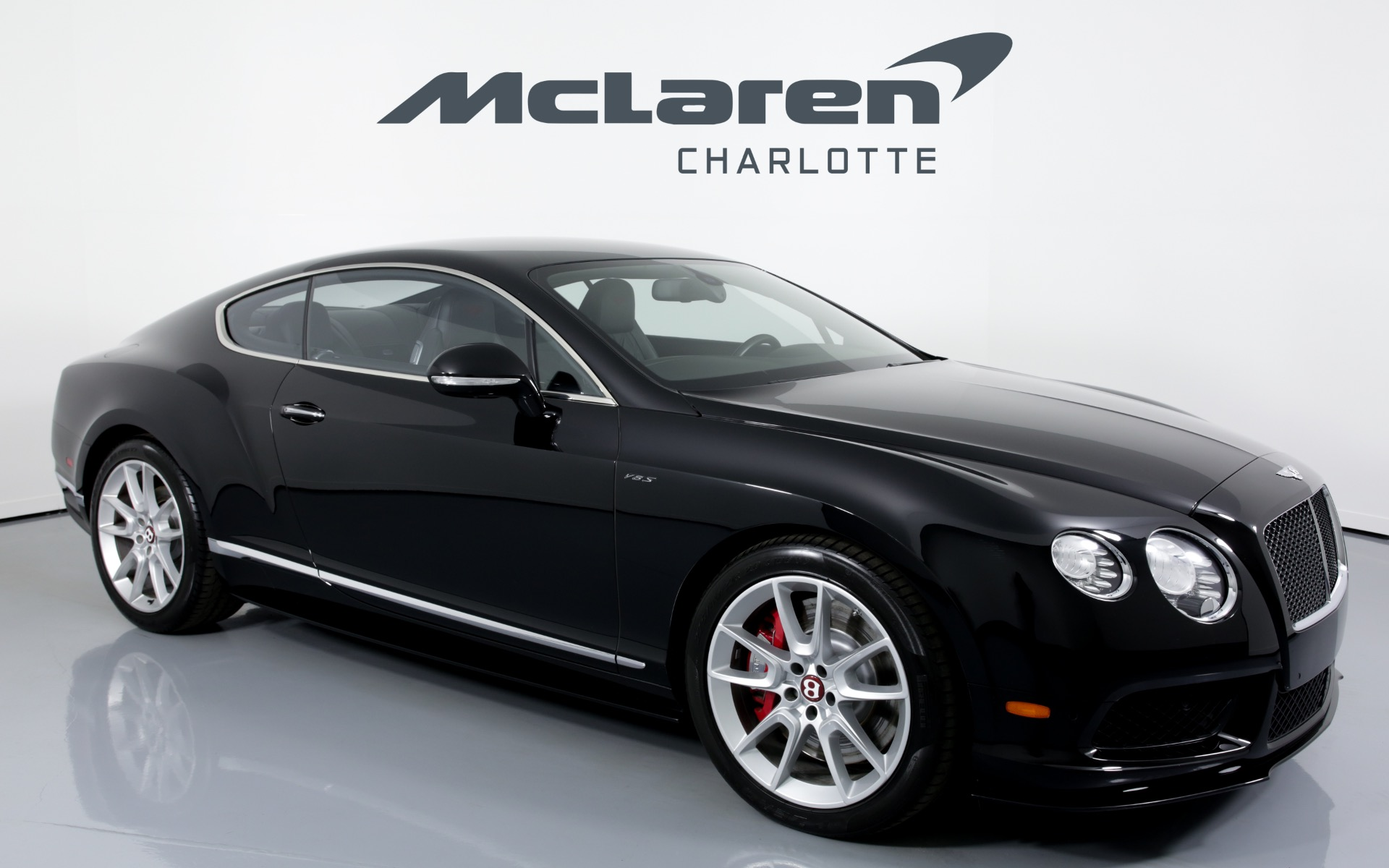 Used 2015 Bentley Continental GT V8 S | Charlotte, NC