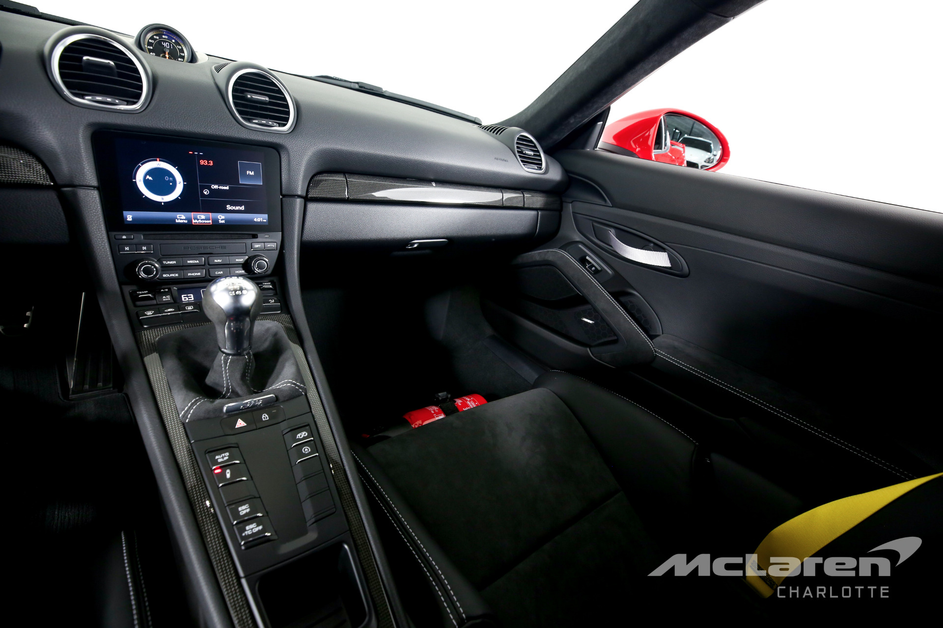 Used 2020 Porsche 718 Cayman GT4 | Charlotte, NC