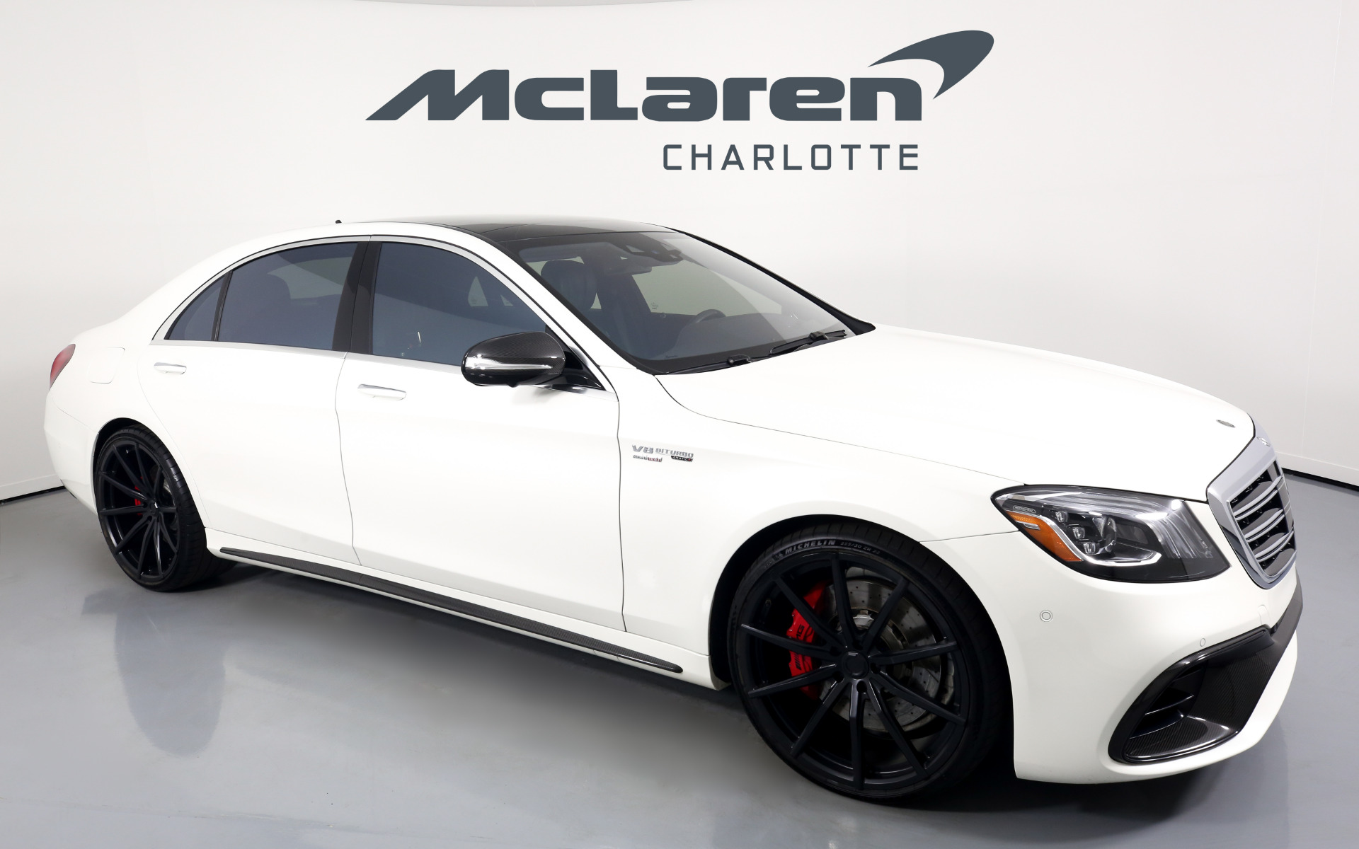 Used 2018 Mercedes-Benz S-Class AMG S 63   Charlotte, NC