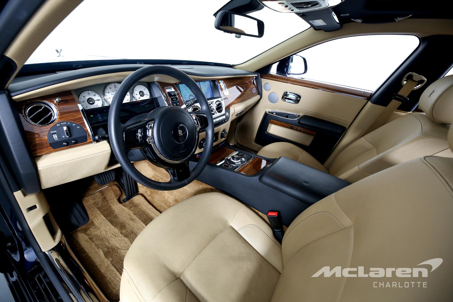 Used 2013 Rolls-Royce Ghost  | Charlotte, NC