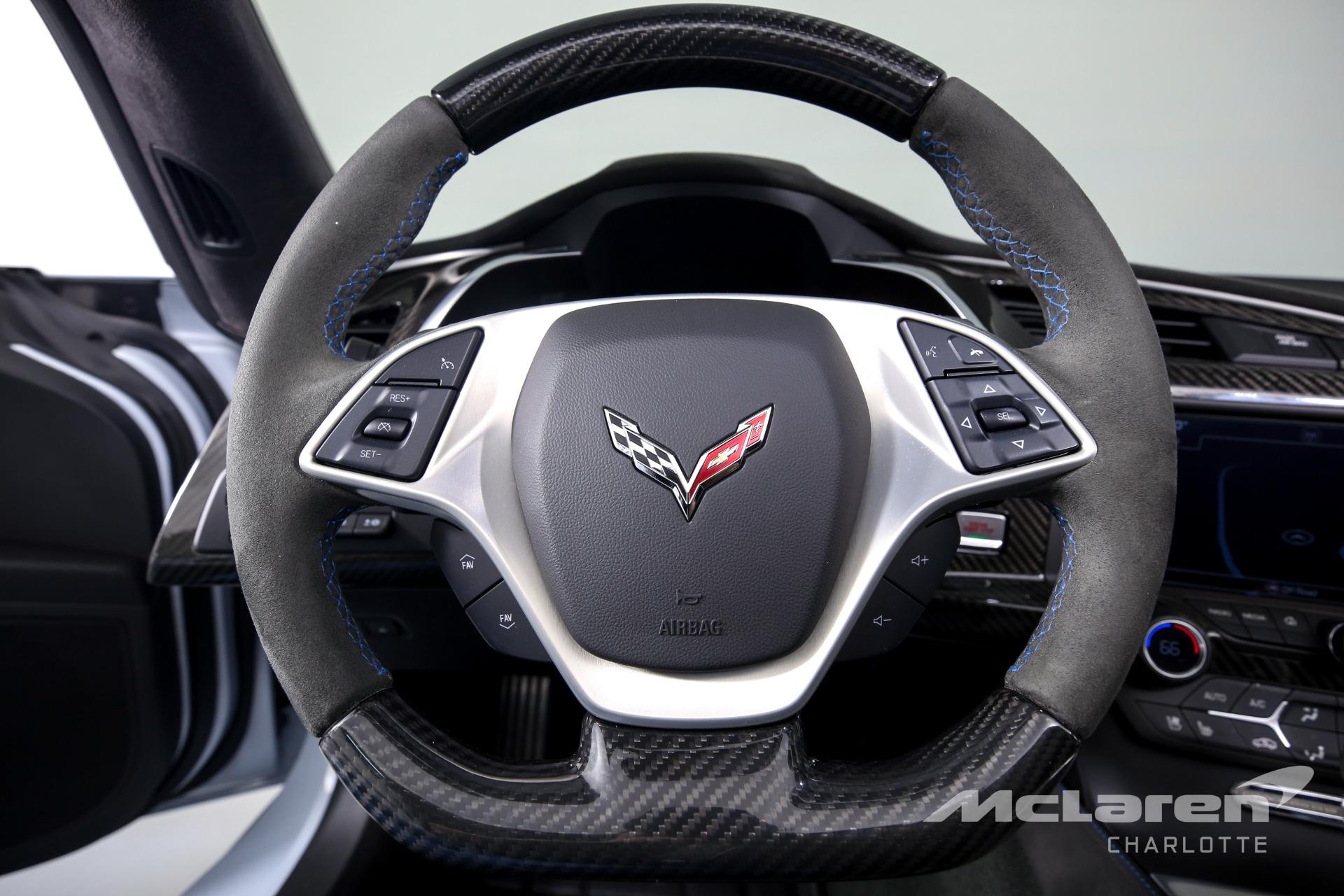 Used 2018 Chevrolet Corvette Grand Sport   Charlotte, NC