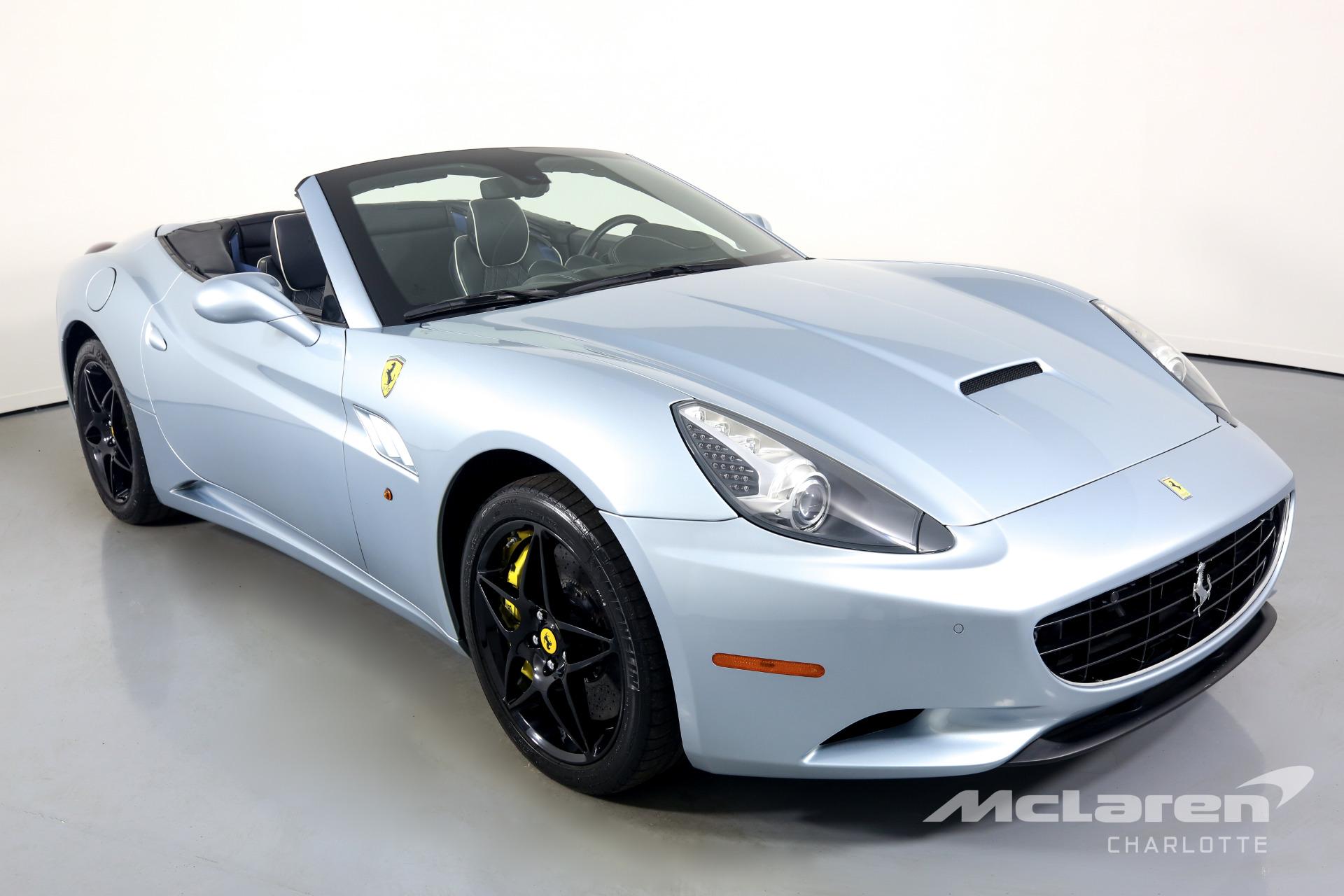 Used 2012 Ferrari California  | Charlotte, NC
