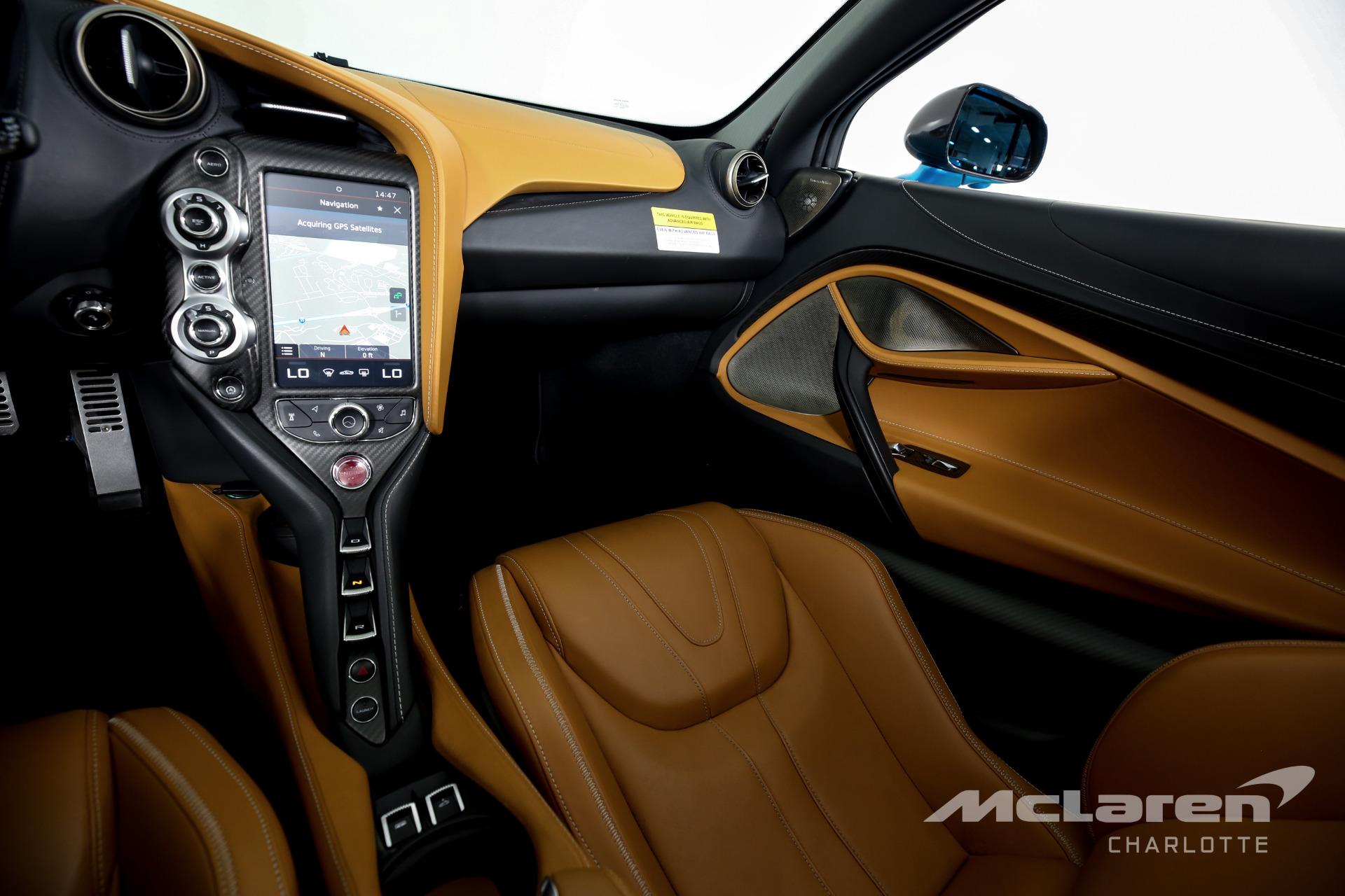New 2019 McLaren 720S Spider Performance | Charlotte, NC
