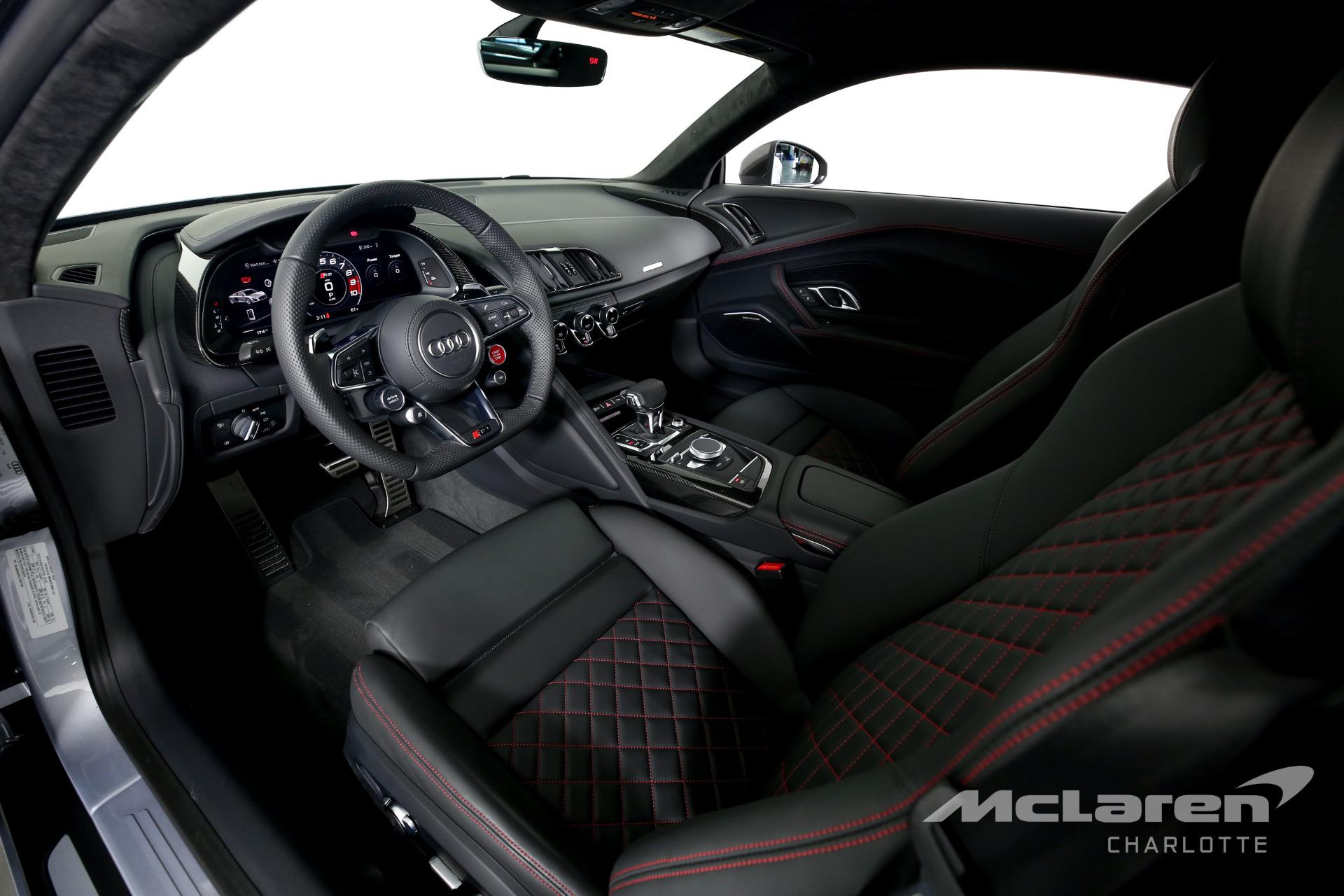 Used 2020 Audi R8 5.2 quattro V10 performance | Charlotte, NC