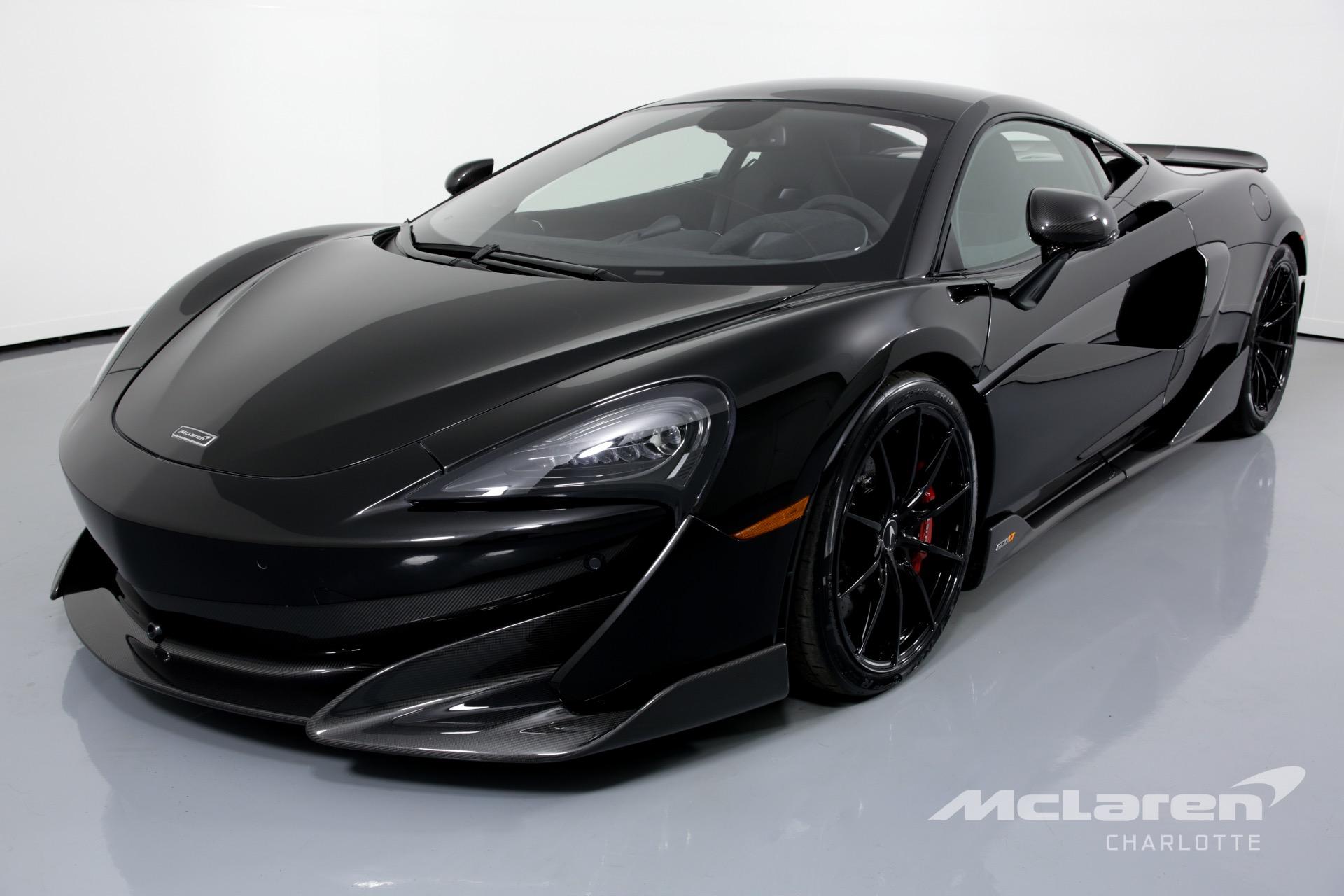Used 2019 McLaren 600LT    Charlotte, NC