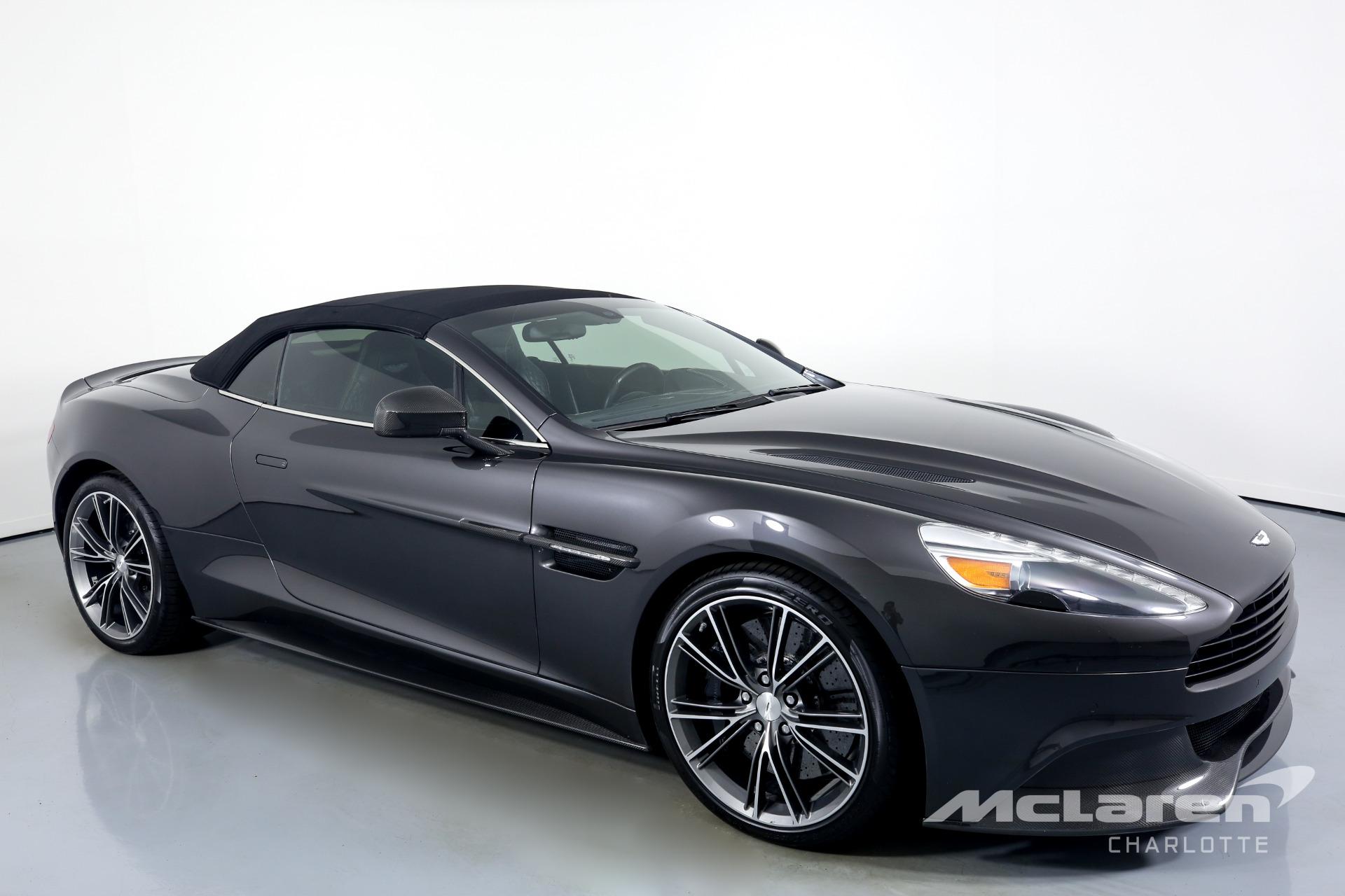 Used 2014 Aston Martin Vanquish Volante | Charlotte, NC