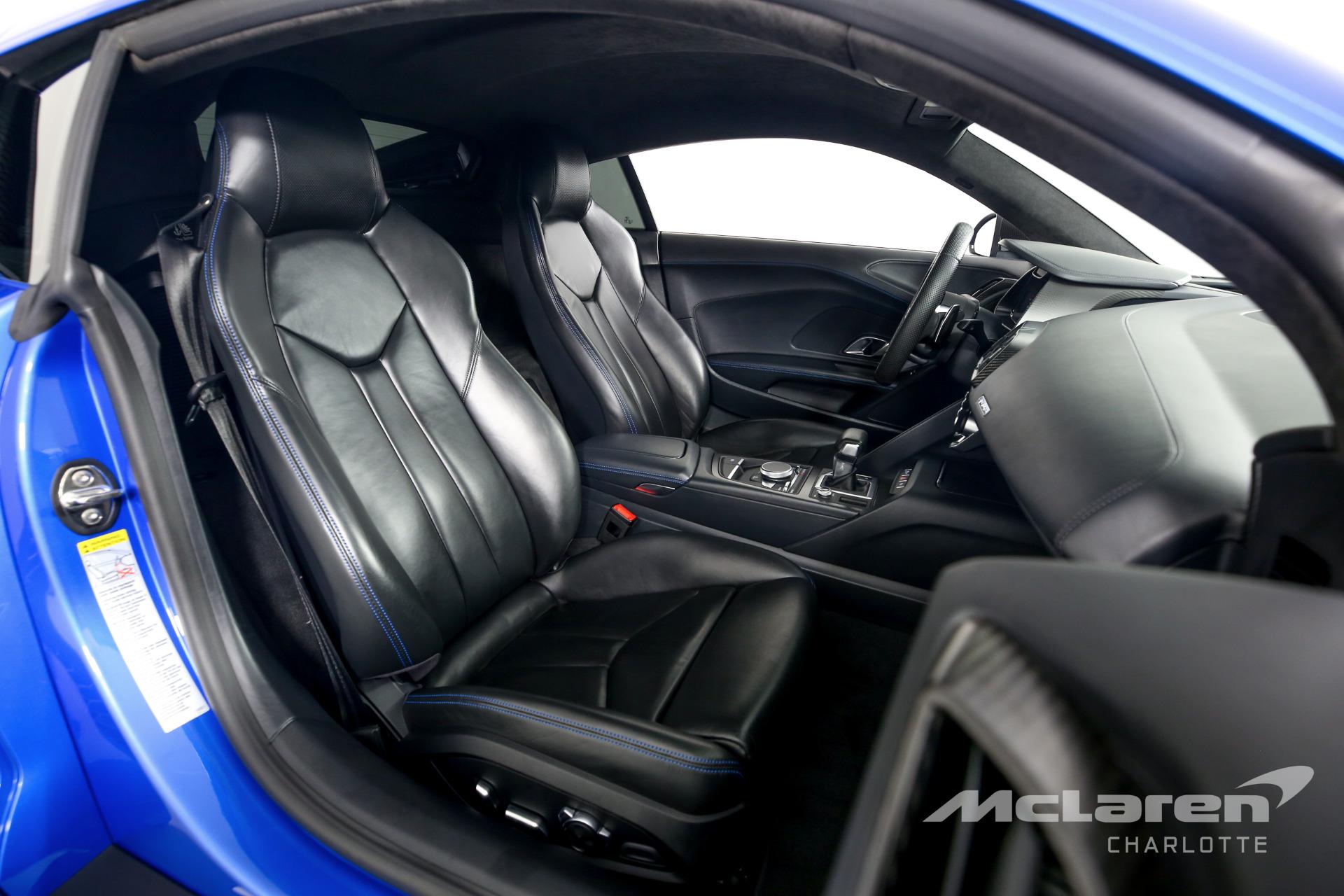 Used 2017 Audi R8 5.2 quattro V10 Plus | Charlotte, NC