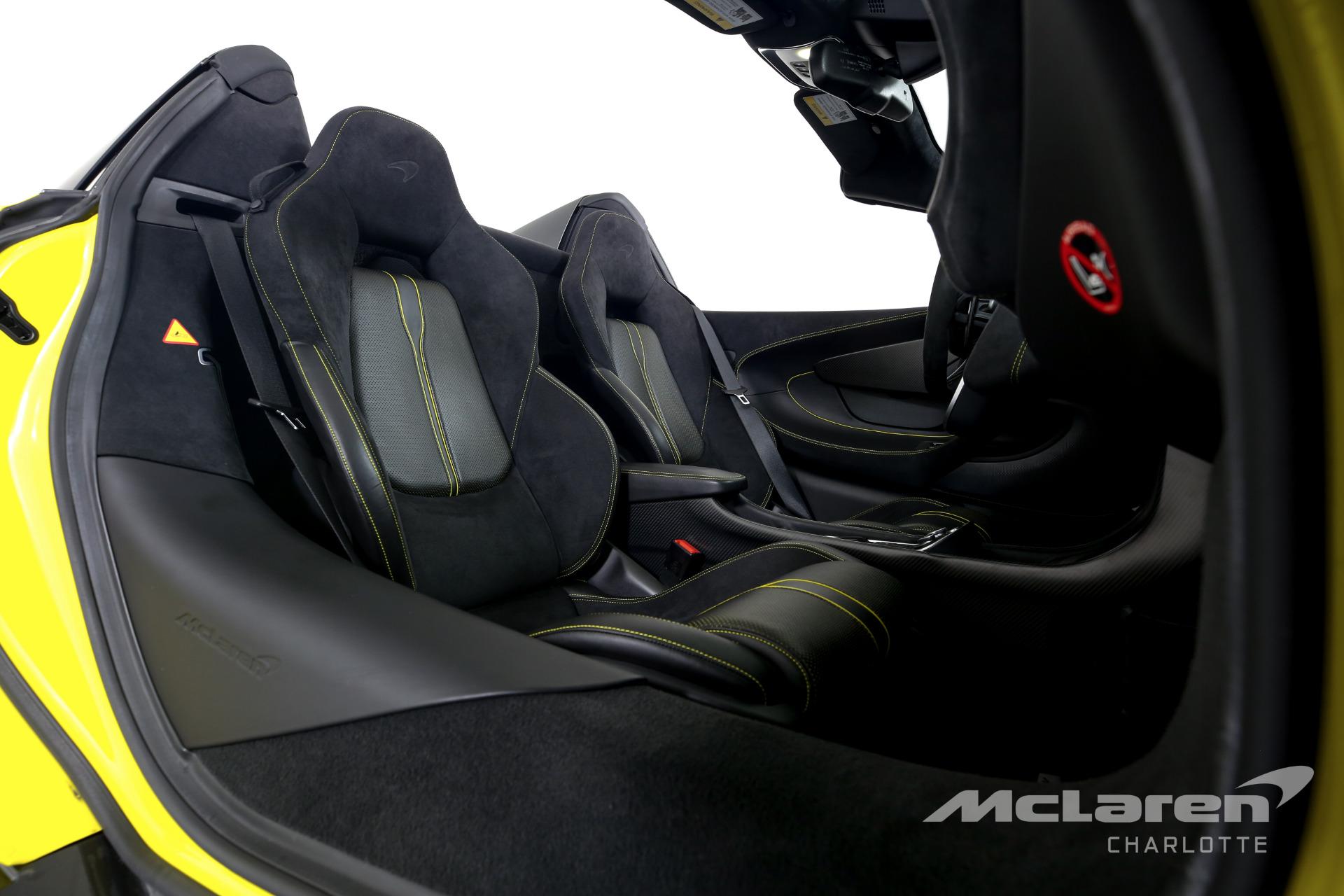 Used 2018 McLaren 570S Spider    Charlotte, NC