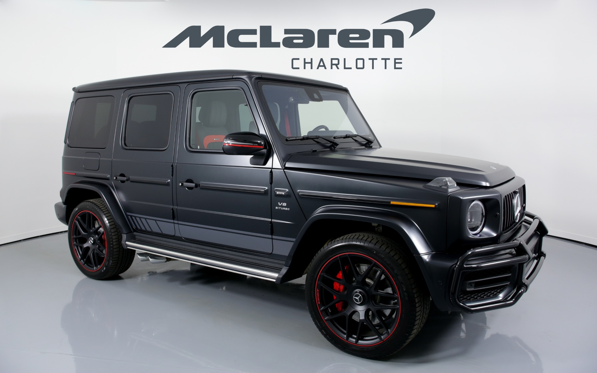Used 2019 Mercedes Benz G Class Amg G 63 For Sale 249 996 Mclaren Charlotte Stock 308744