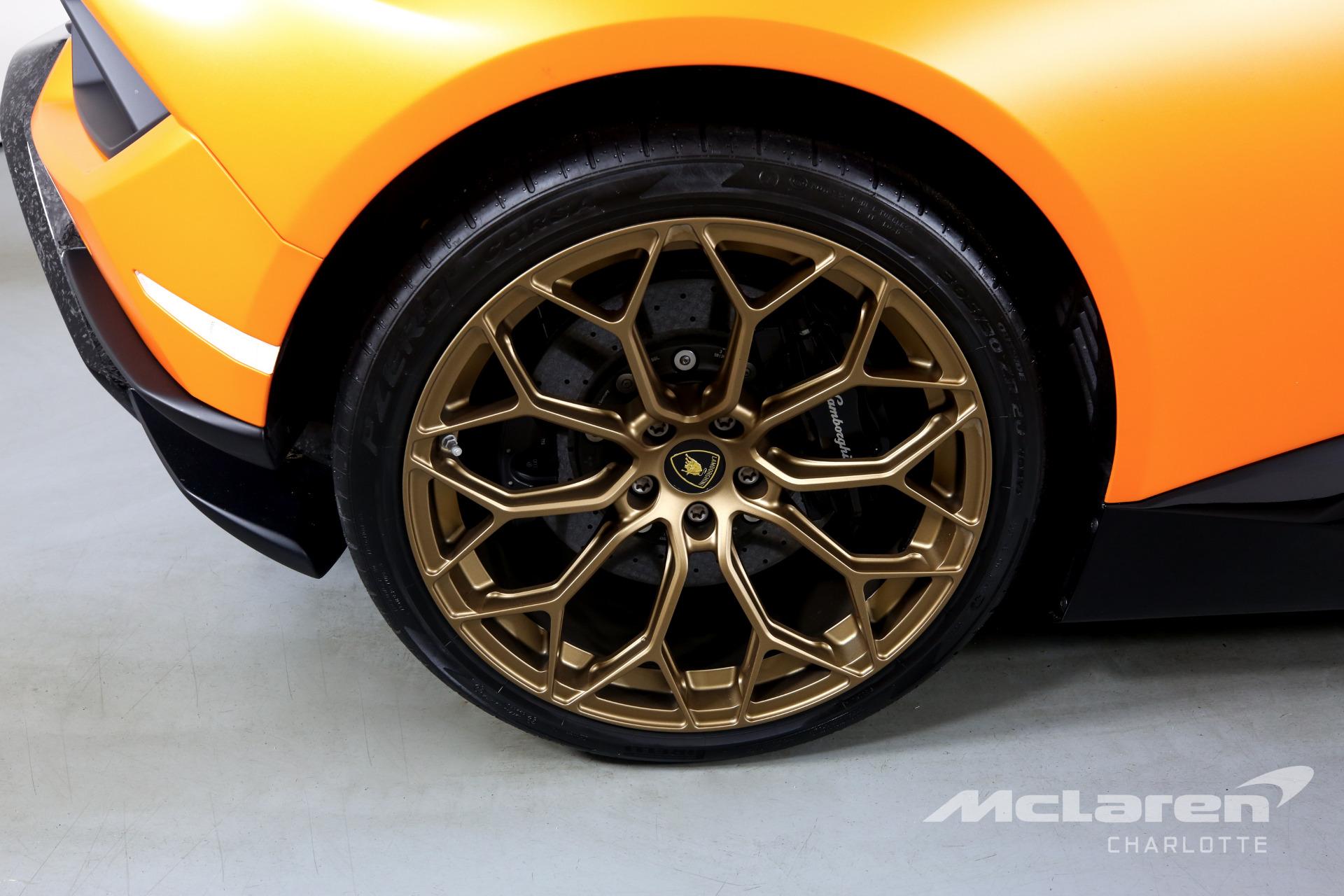 Used 2018 Lamborghini Huracan LP 640-4 Performante | Charlotte, NC