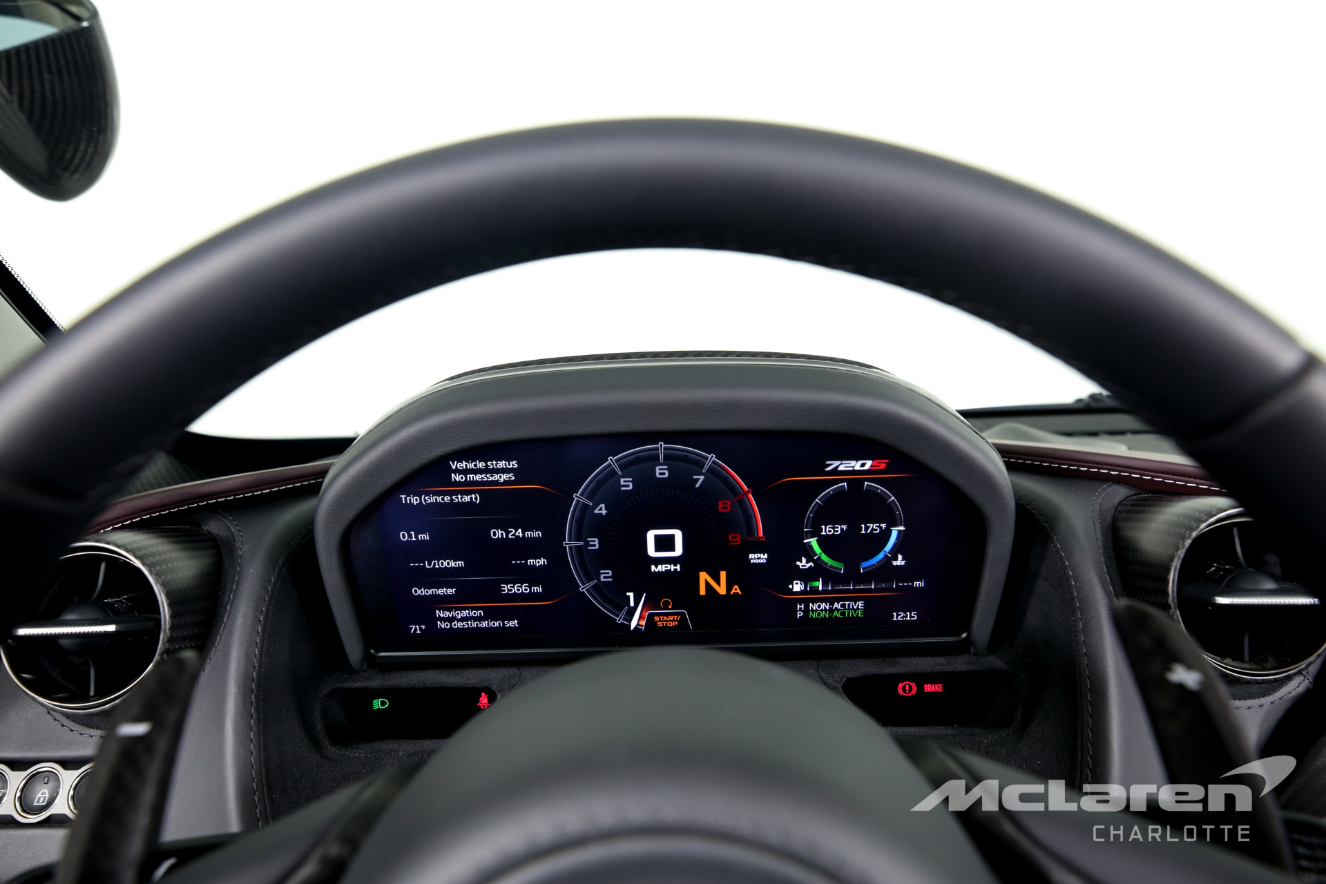 New 2019 McLaren 720S Spider Luxury | Charlotte, NC