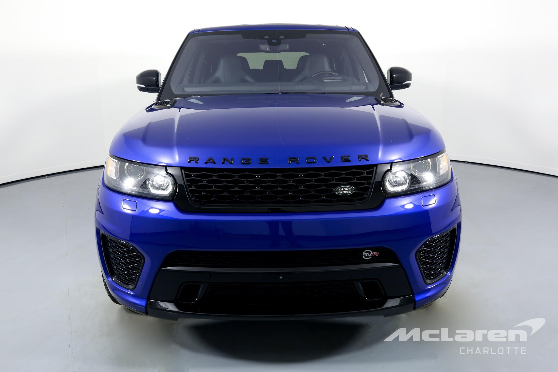 Used 2017 Land Rover Range Rover Sport SVR | Charlotte, NC
