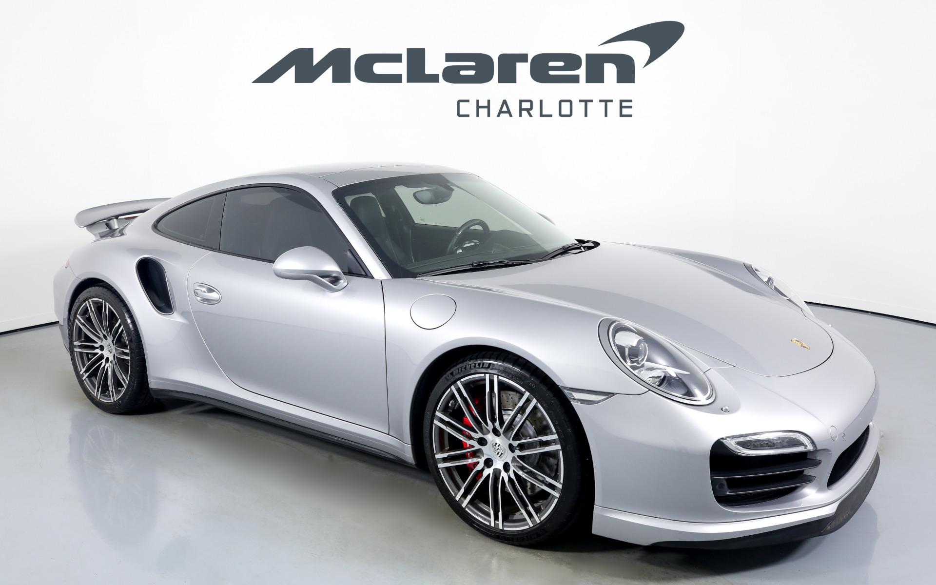 Used 2014 Porsche 911 Turbo | Charlotte, NC