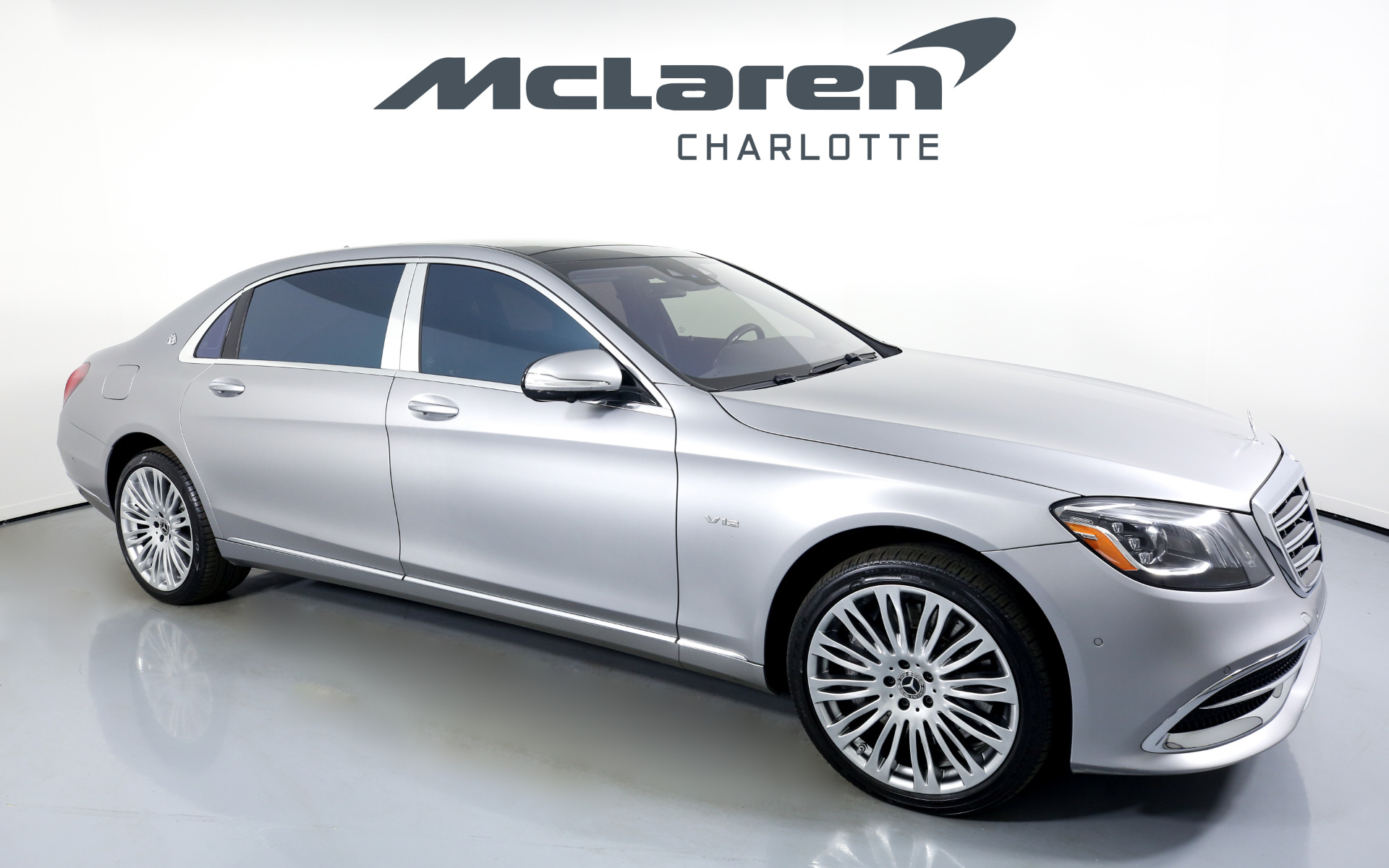 Used 2018 Mercedes-Benz S-Class Mercedes-Maybach S 650 | Charlotte, NC