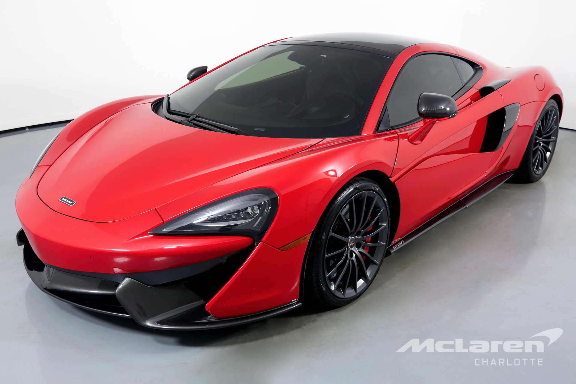 Used 2018 McLaren 570GT  | Charlotte, NC