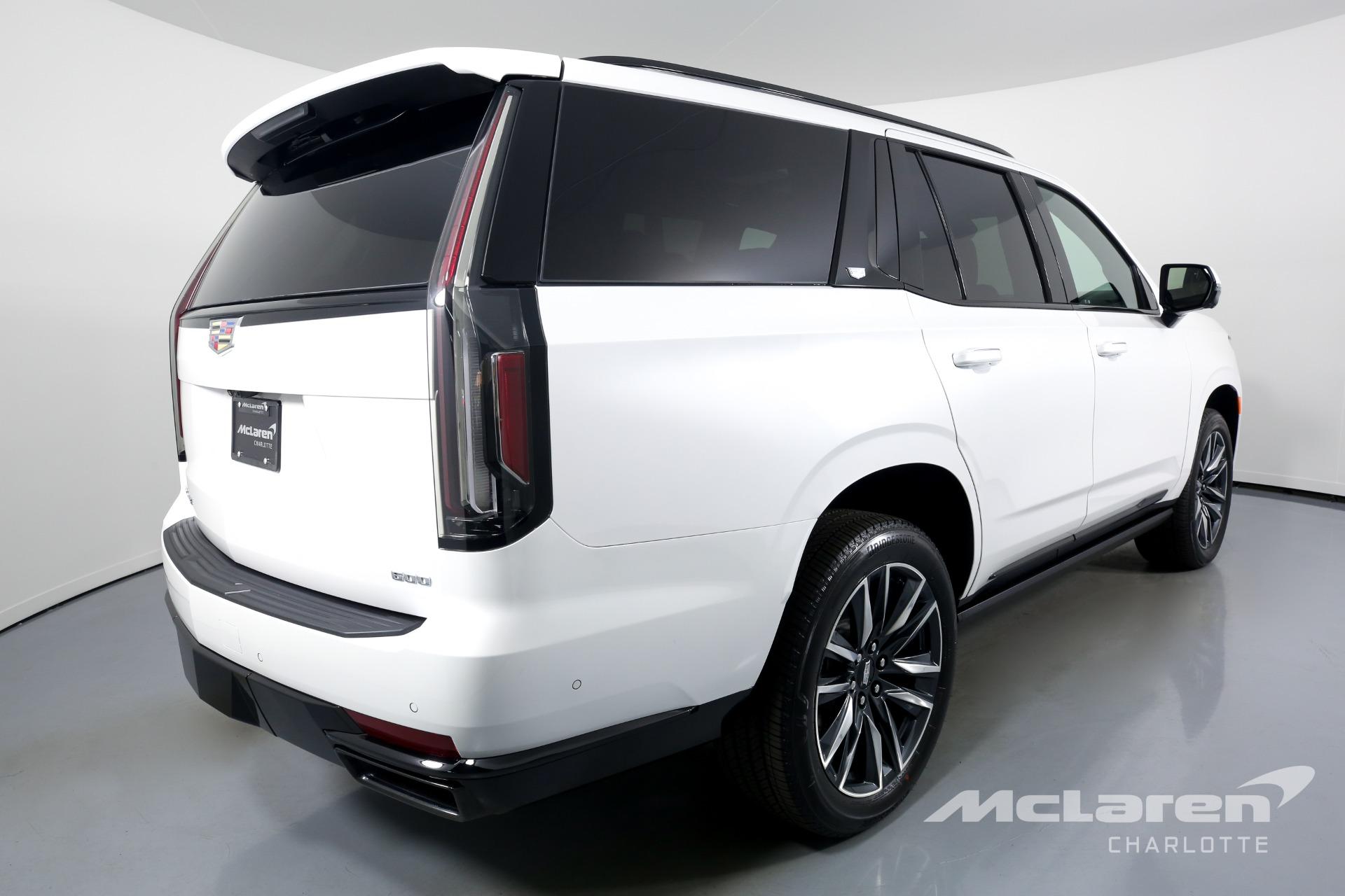 Used 2021 Cadillac Escalade Sport Platinum | Charlotte, NC