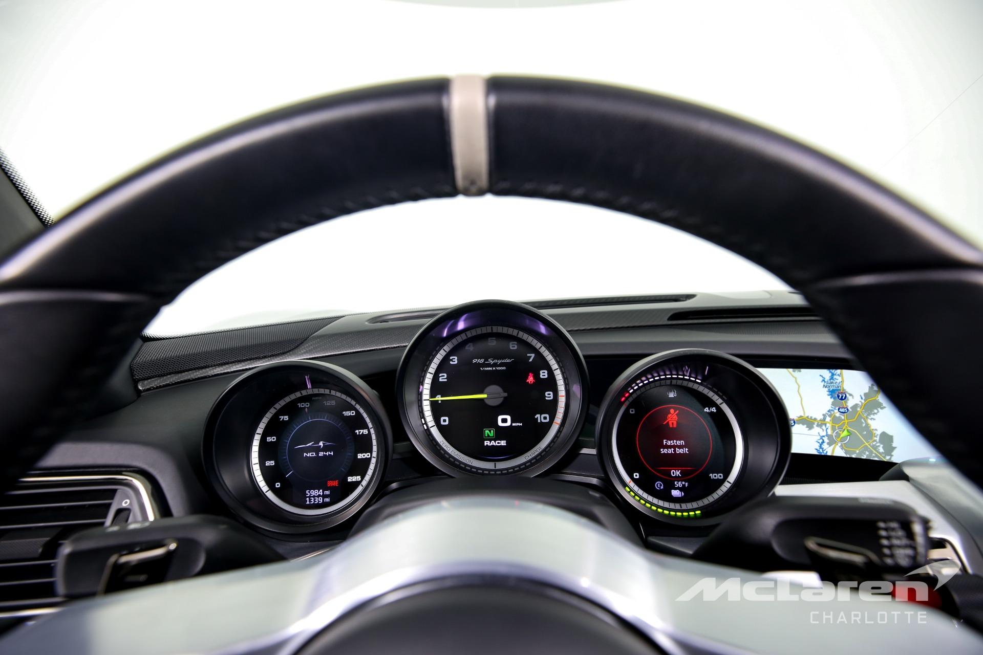 Used 2015 Porsche 918 Spyder    Charlotte, NC