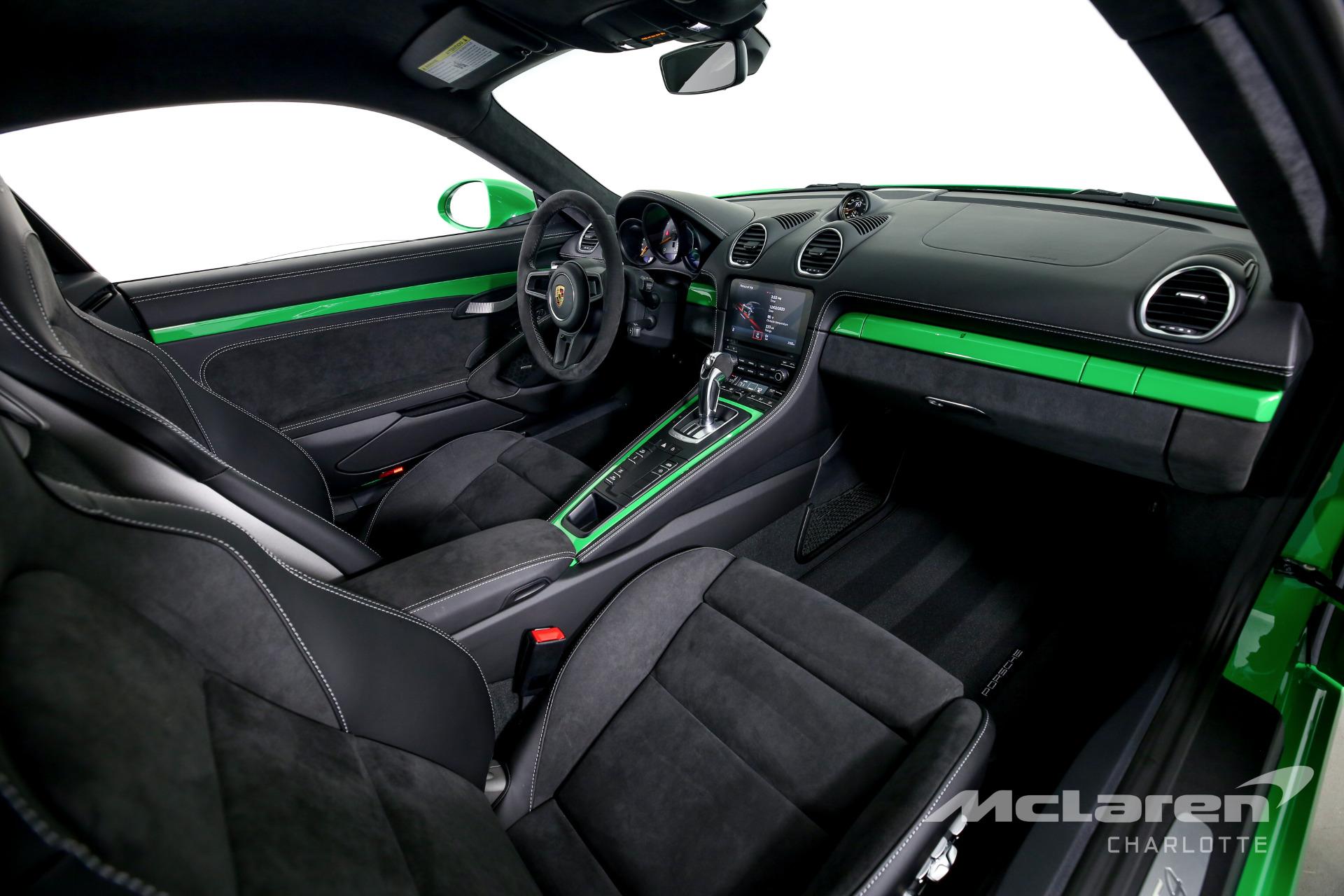 Used 2021 Porsche 718 Cayman GT4 | Charlotte, NC