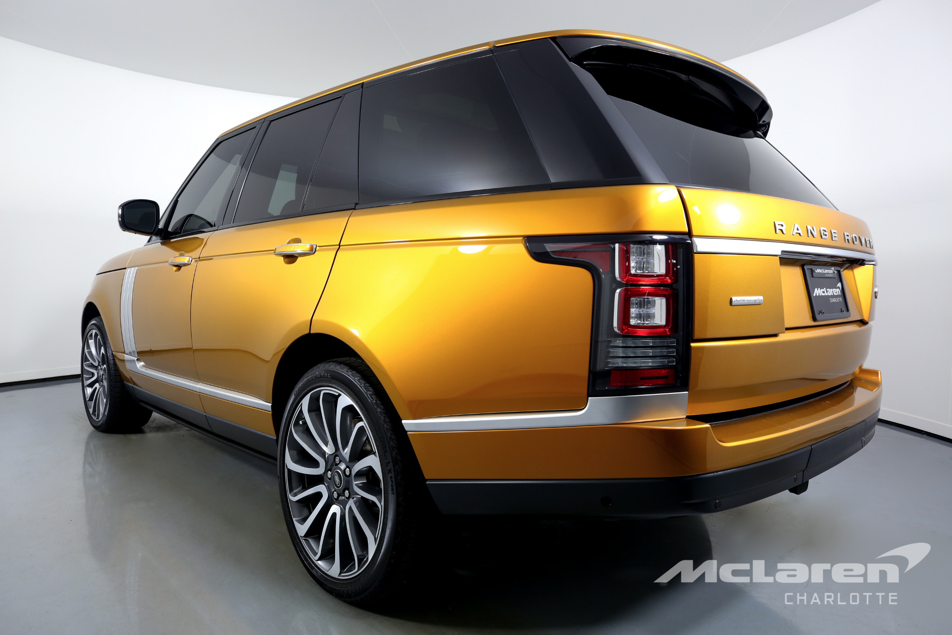 Used 2017 Land Rover Range Rover Autobiography | Charlotte, NC