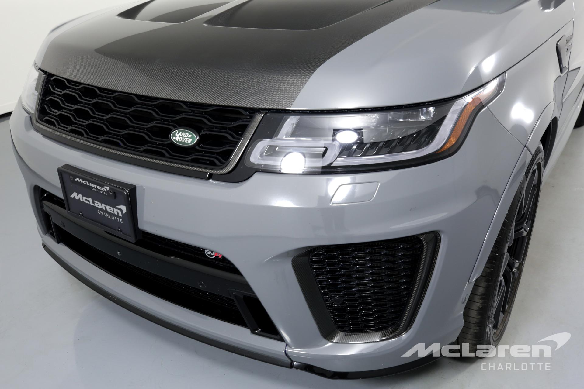 Used 2018 Land Rover Range Rover Sport SVR | Charlotte, NC