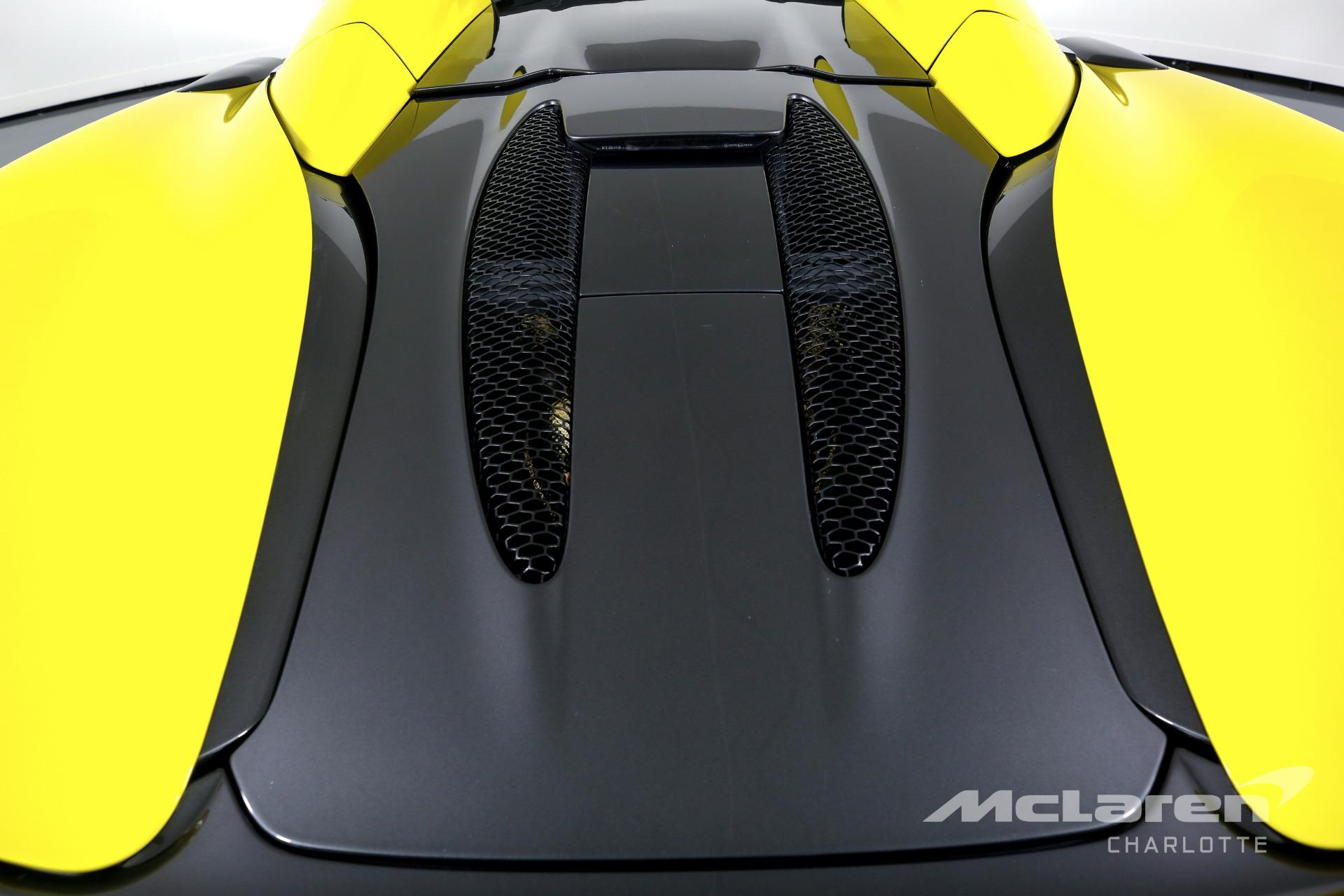 Used 2019 McLaren 570S Spider    Charlotte, NC